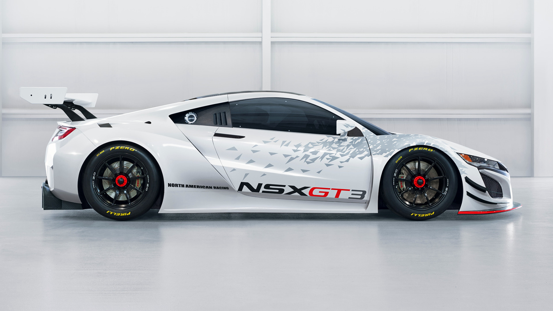 Acura Nsx Gt Wallpaper Hd
