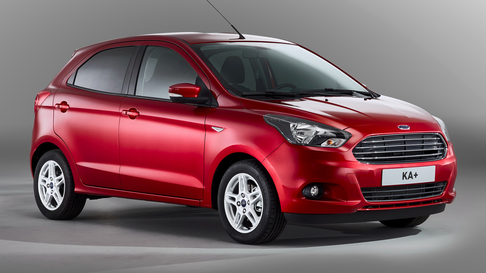 Ford Ka+ (2016) Wallpapers and HD Images - Car Pixel