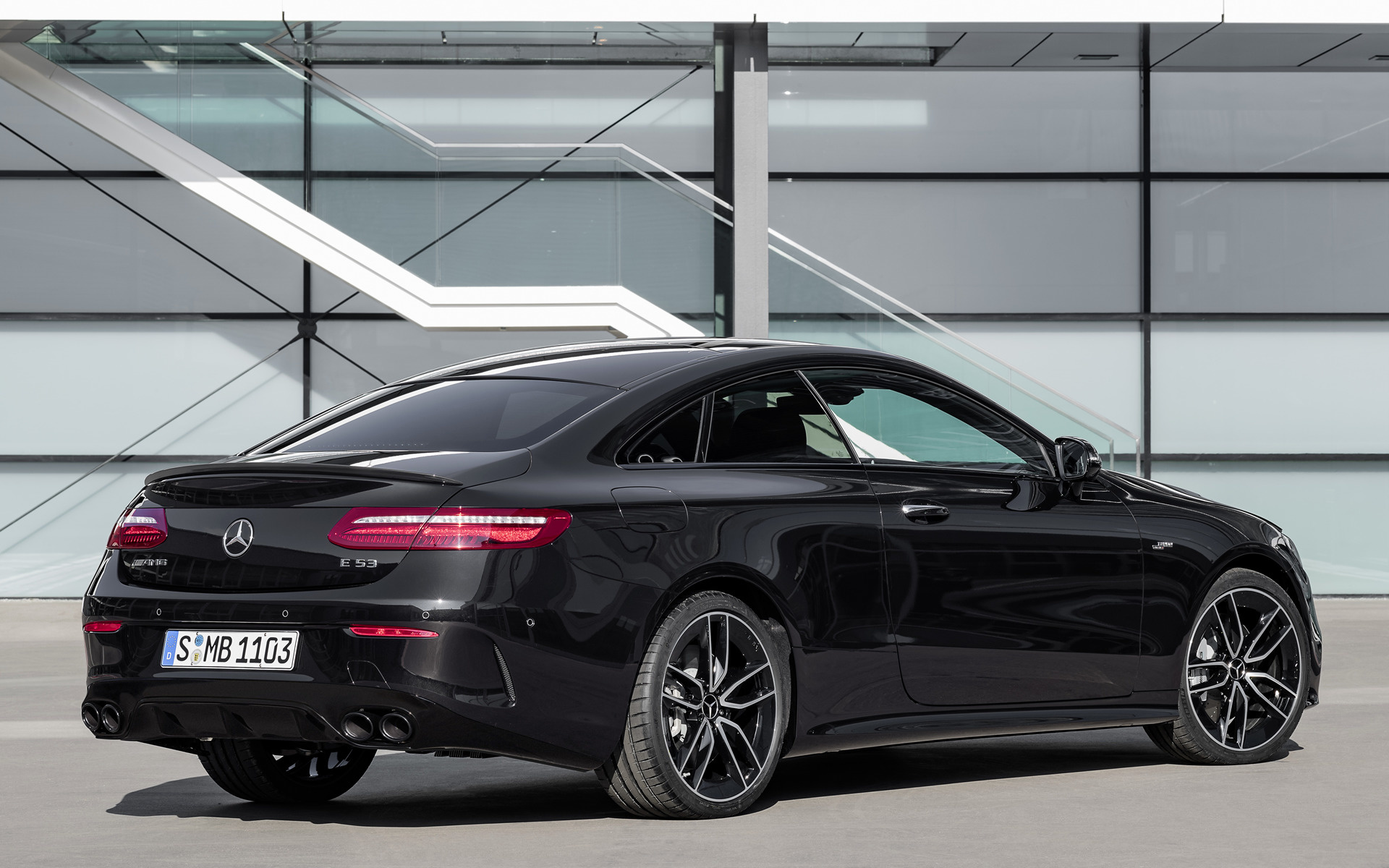 2018 Mercedes Amg E 53 Coupe Wallpapers And Hd Images