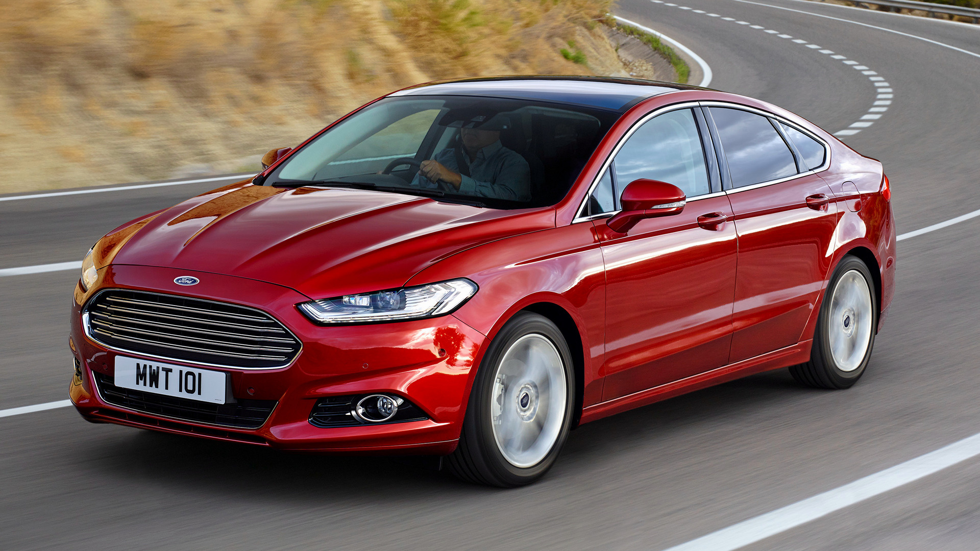 Ford Mondeo Hatchback 2014 Uk Wallpapers And Hd Images