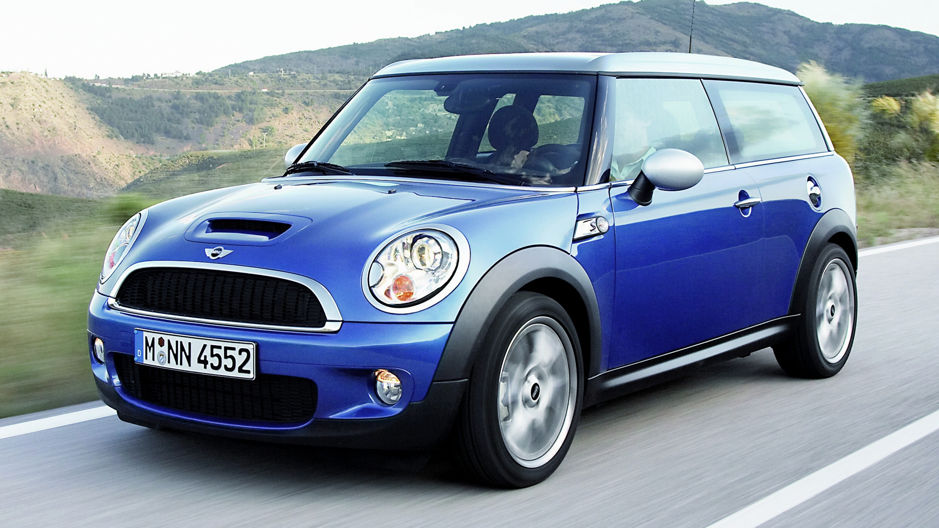 Mini Cooper S Clubman  2007  Wallpapers And Hd Images