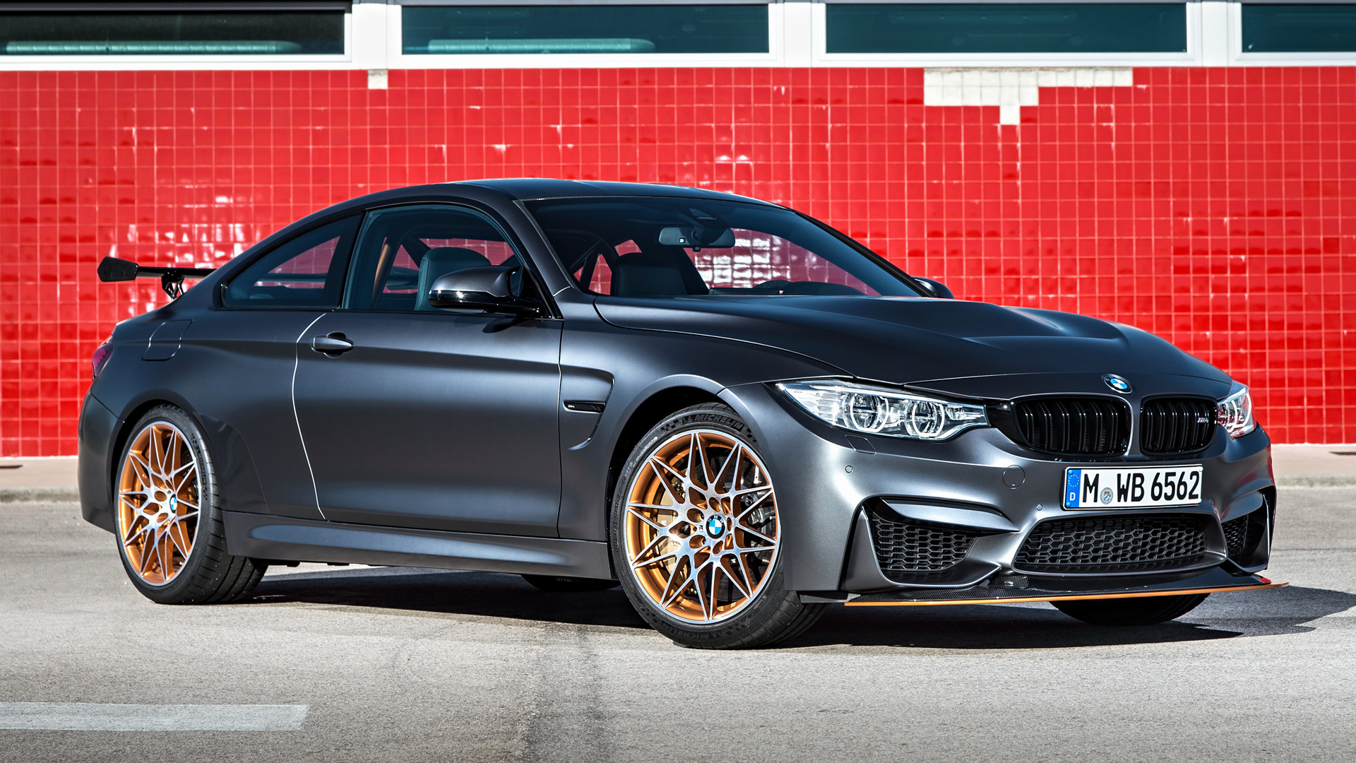 2016 Bmw M4 Gts Coupe Wallpapers And Hd Images Car Pixel