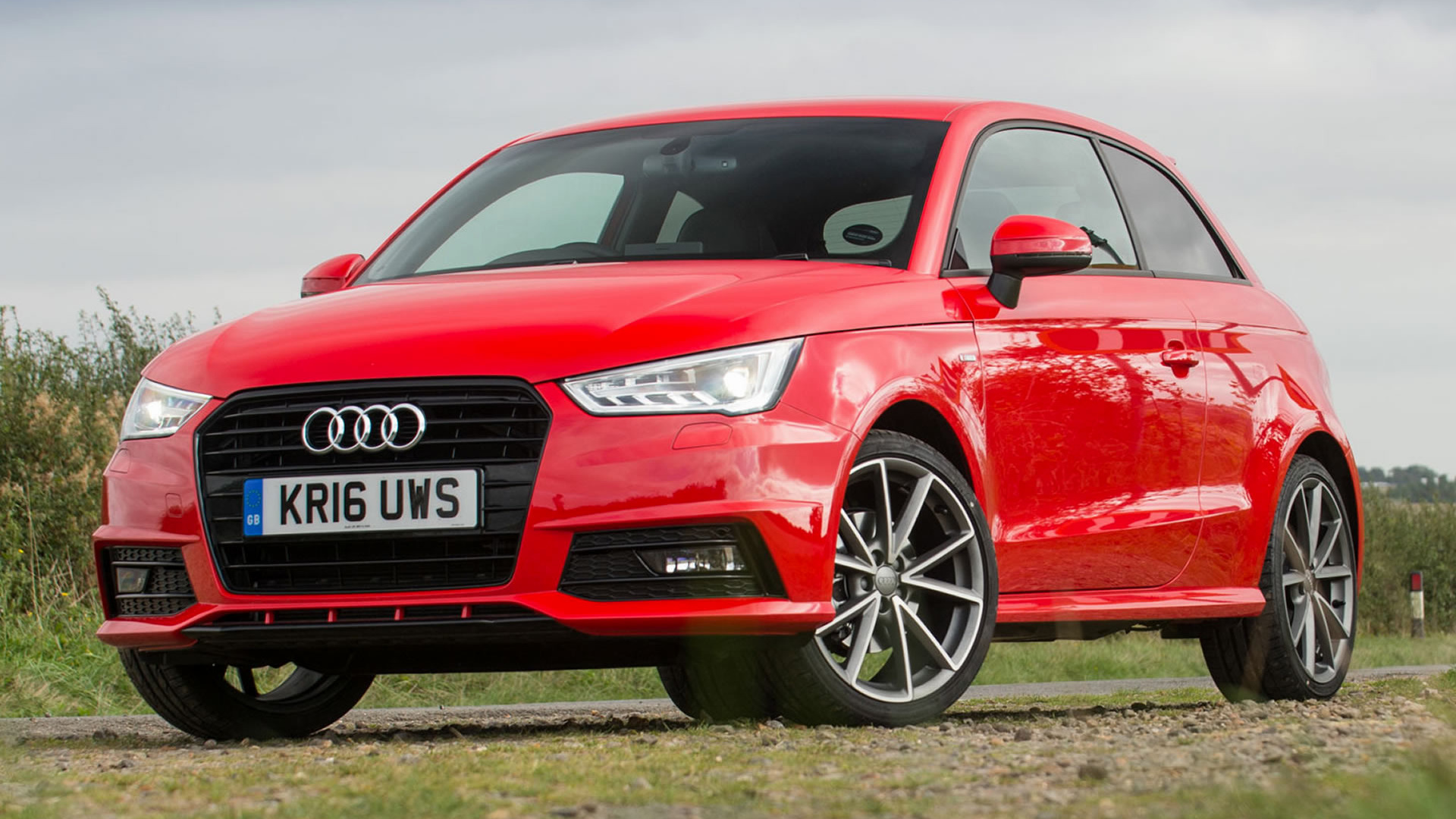 audi a1 s line 2014 uk wallpapers and hd images car pixel. Black Bedroom Furniture Sets. Home Design Ideas