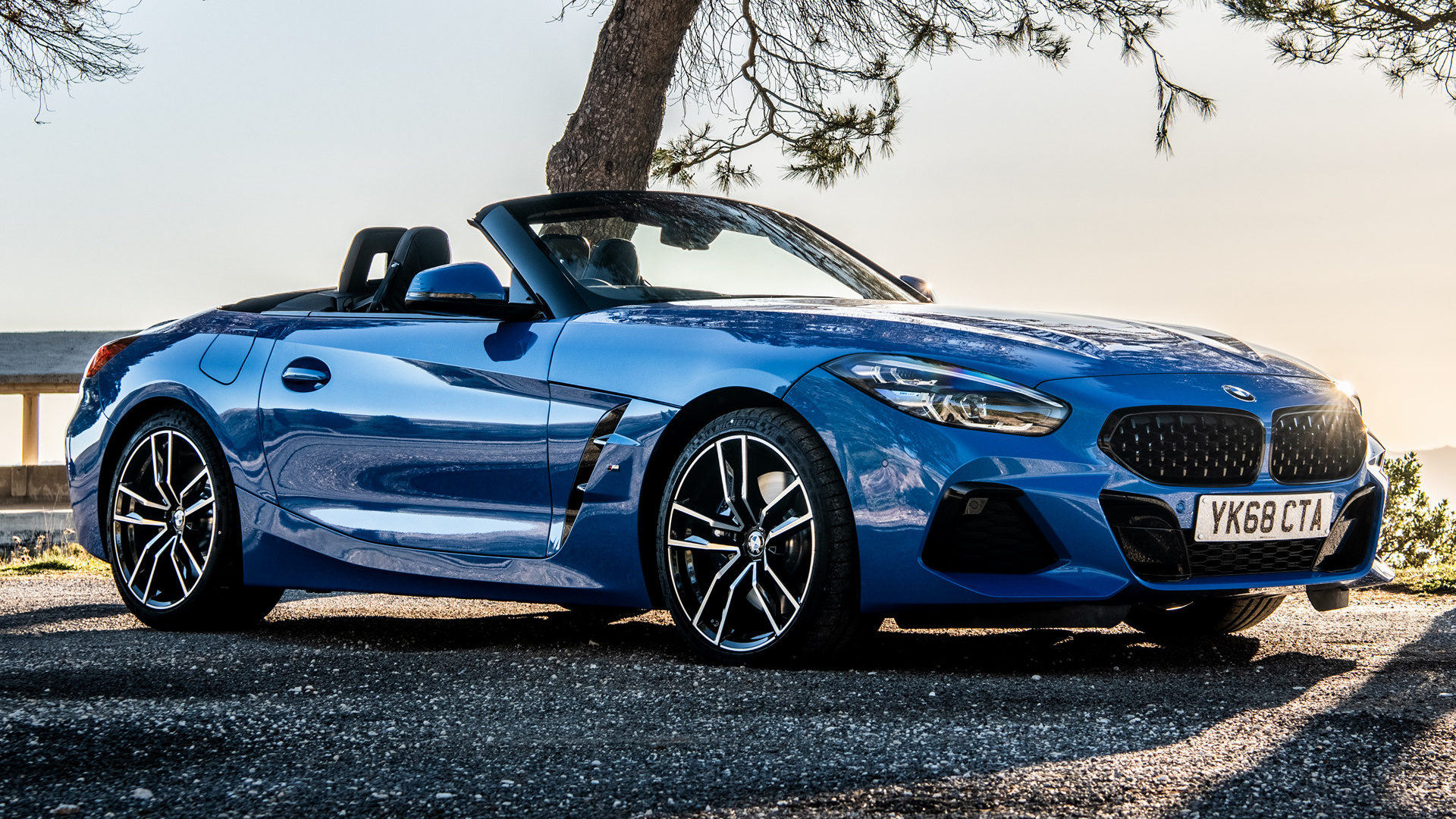 2019 Bmw Z4 M Sport Shadow Line Uk Wallpapers And Hd Images