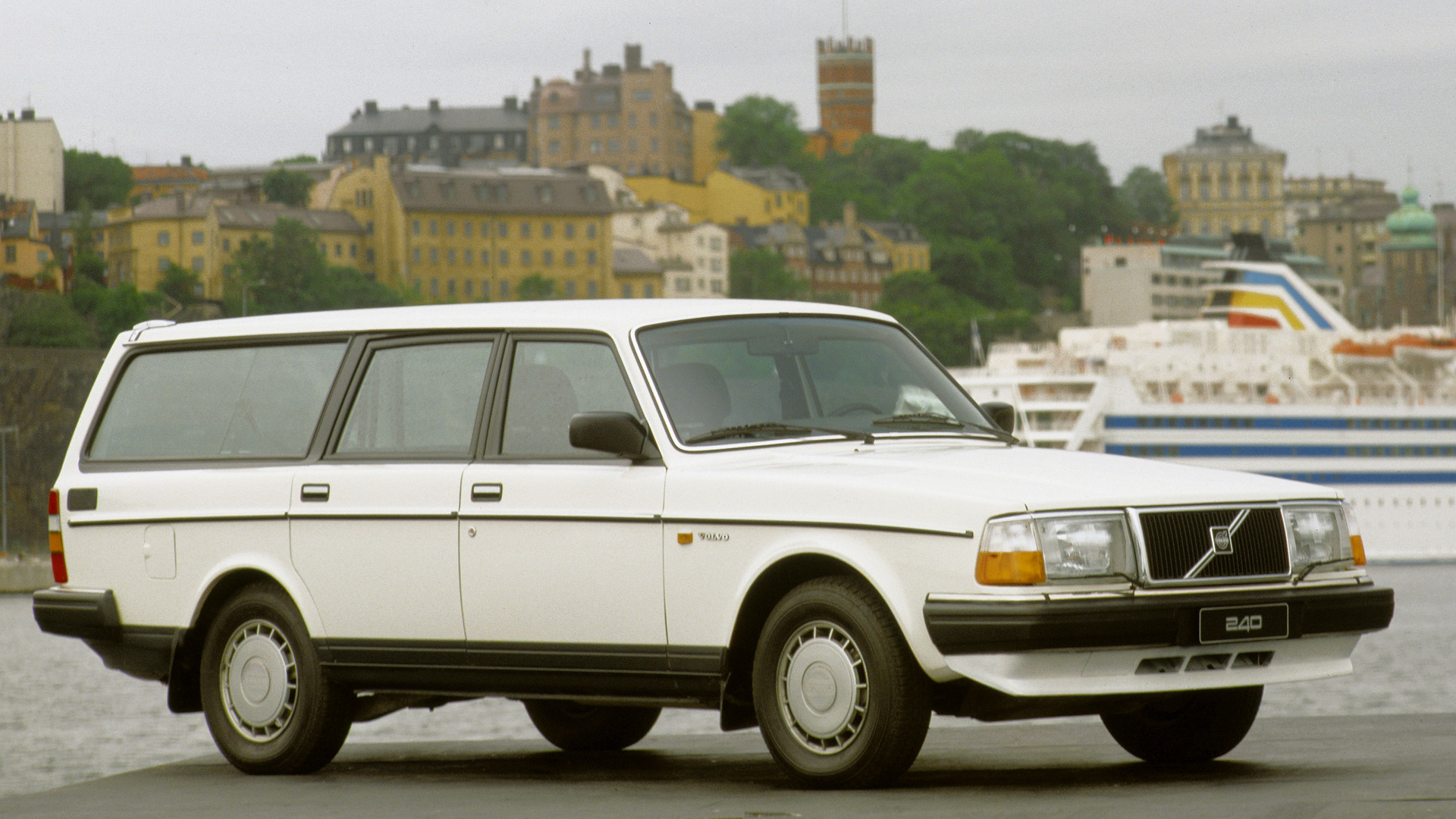 Volvo 240 GL Kombi (1987) Wallpapers and HD Images - Car Pixel