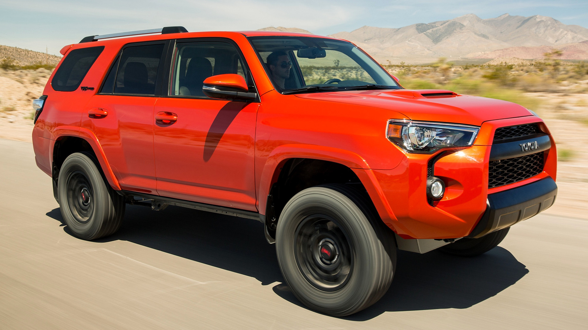 trd toyota 4runner pro 2014 wallpapers and hd images car pixel. Black Bedroom Furniture Sets. Home Design Ideas