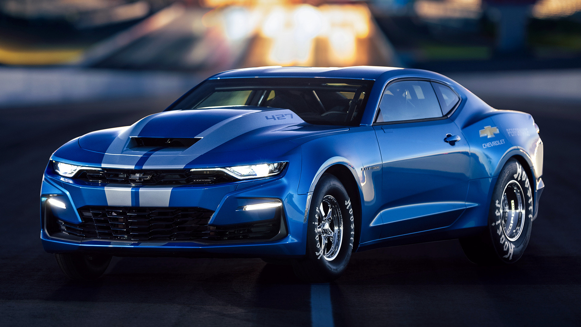2019 Chevrolet COPO Camaro 50th Anniversary - Wallpapers ...