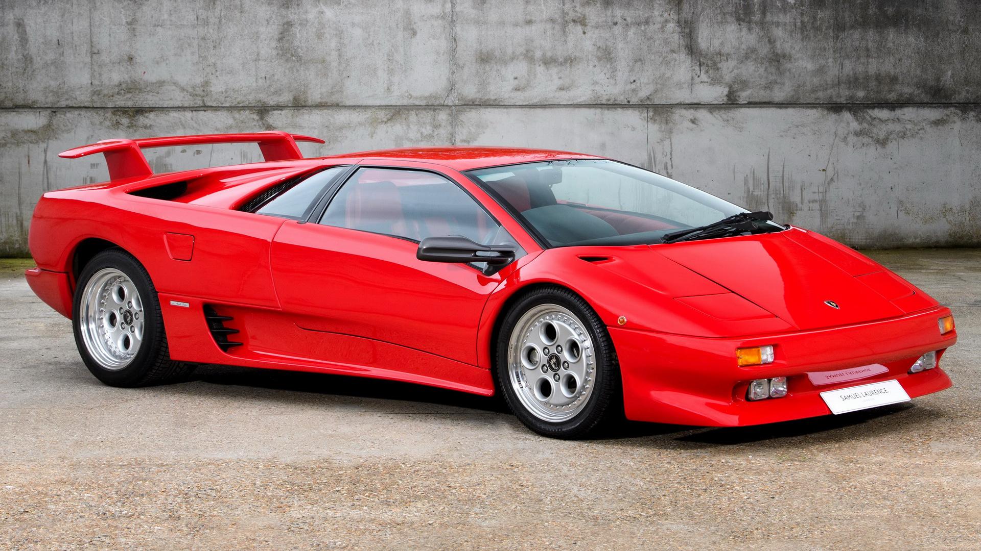 1990 Lamborghini Diablo Uk Wallpapers And Hd Images Car Pixel
