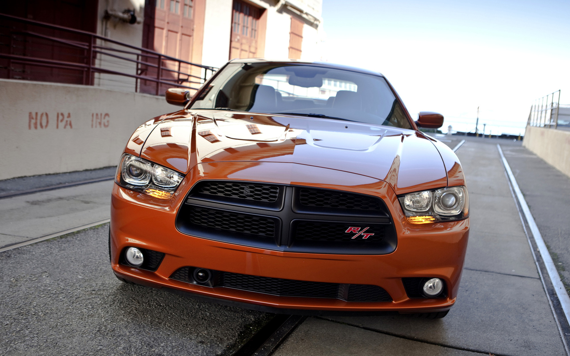 Dodge Charger R T Road & Track 2011 Wallpapers and HD Car