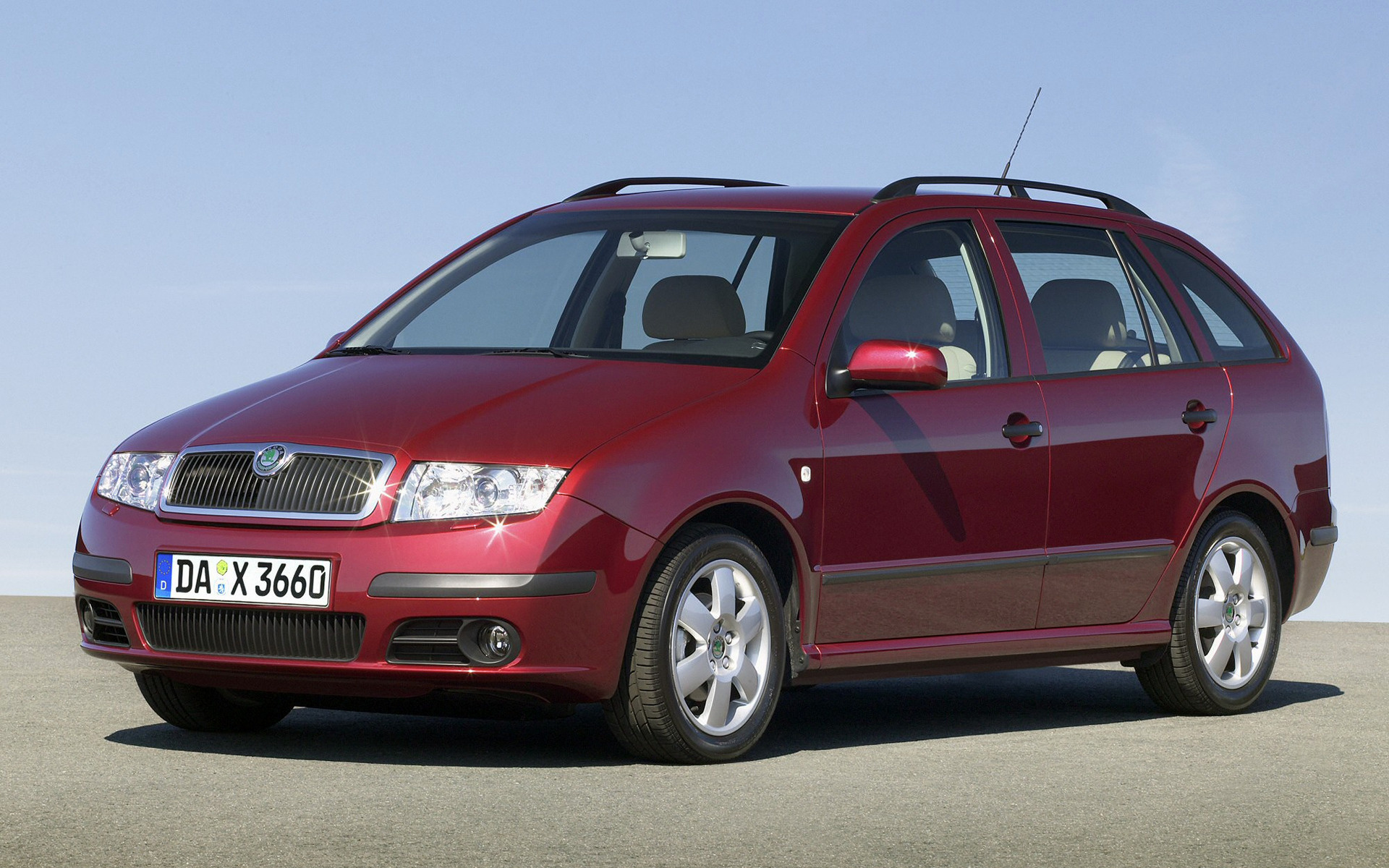 skoda fabia combi 2004 wallpapers and hd images car pixel. Black Bedroom Furniture Sets. Home Design Ideas