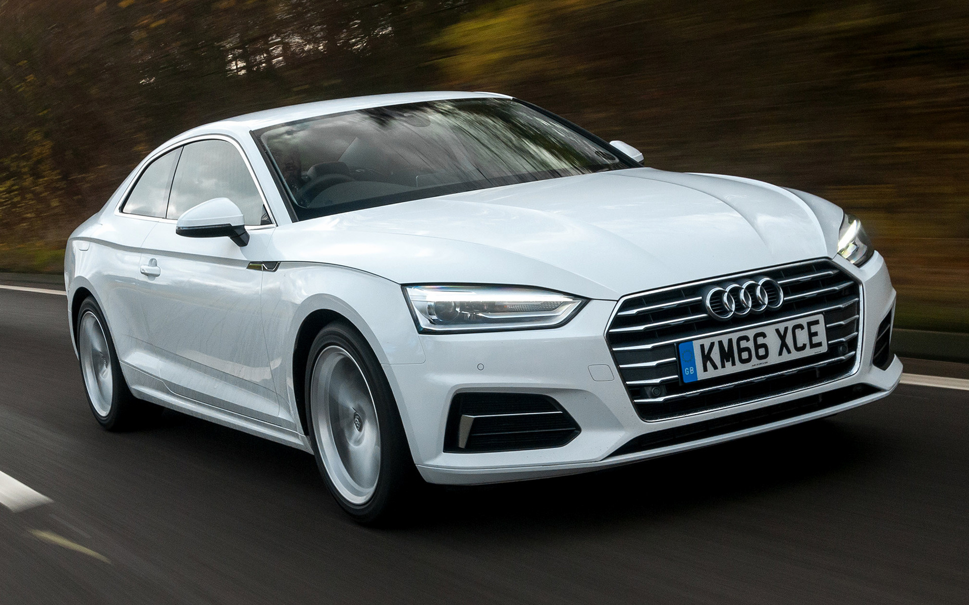 Ws 8 5 Audi A5 Coupe 2016