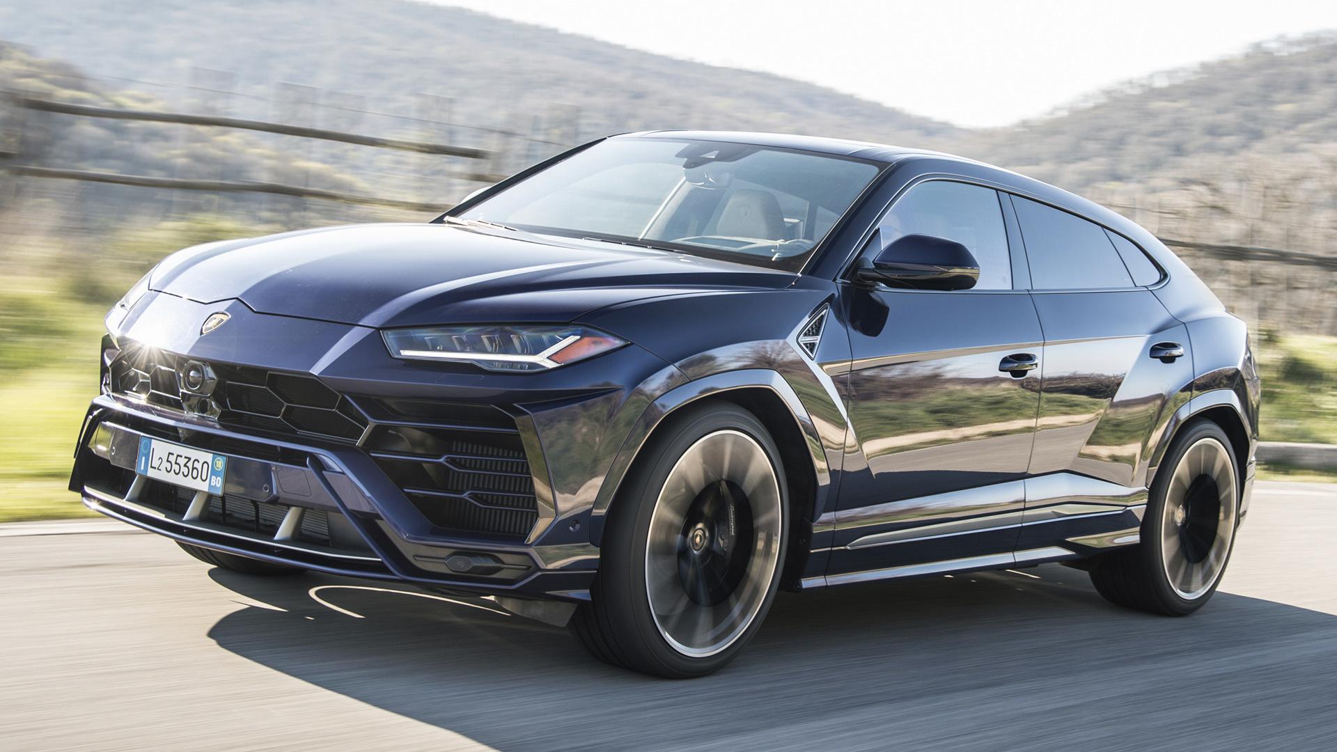 2019 Lamborghini Urus Us Wallpapers And Hd Images