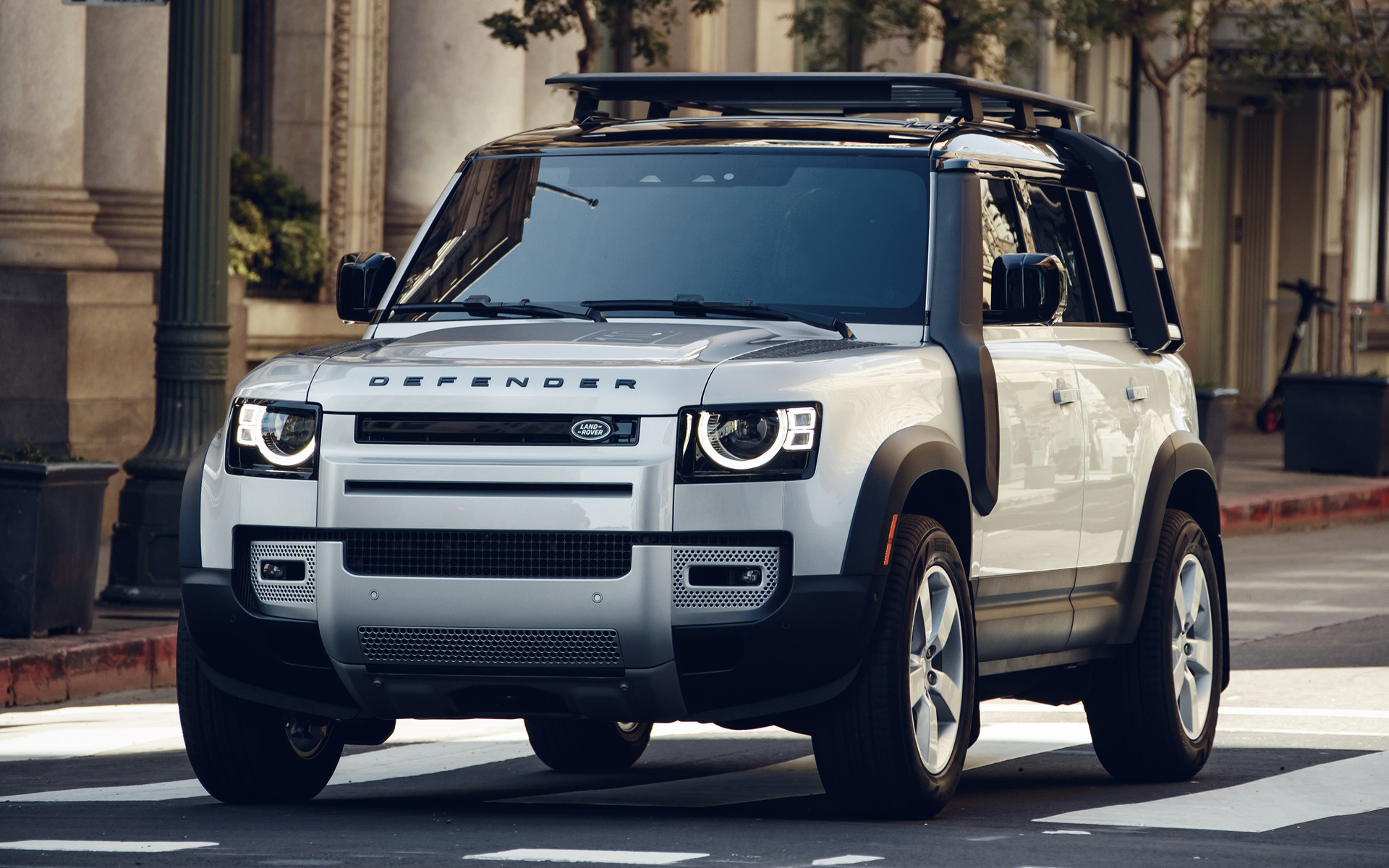 2021 Land Rover Defender 110 Explorer Pack (US) - Masaüstü ...
