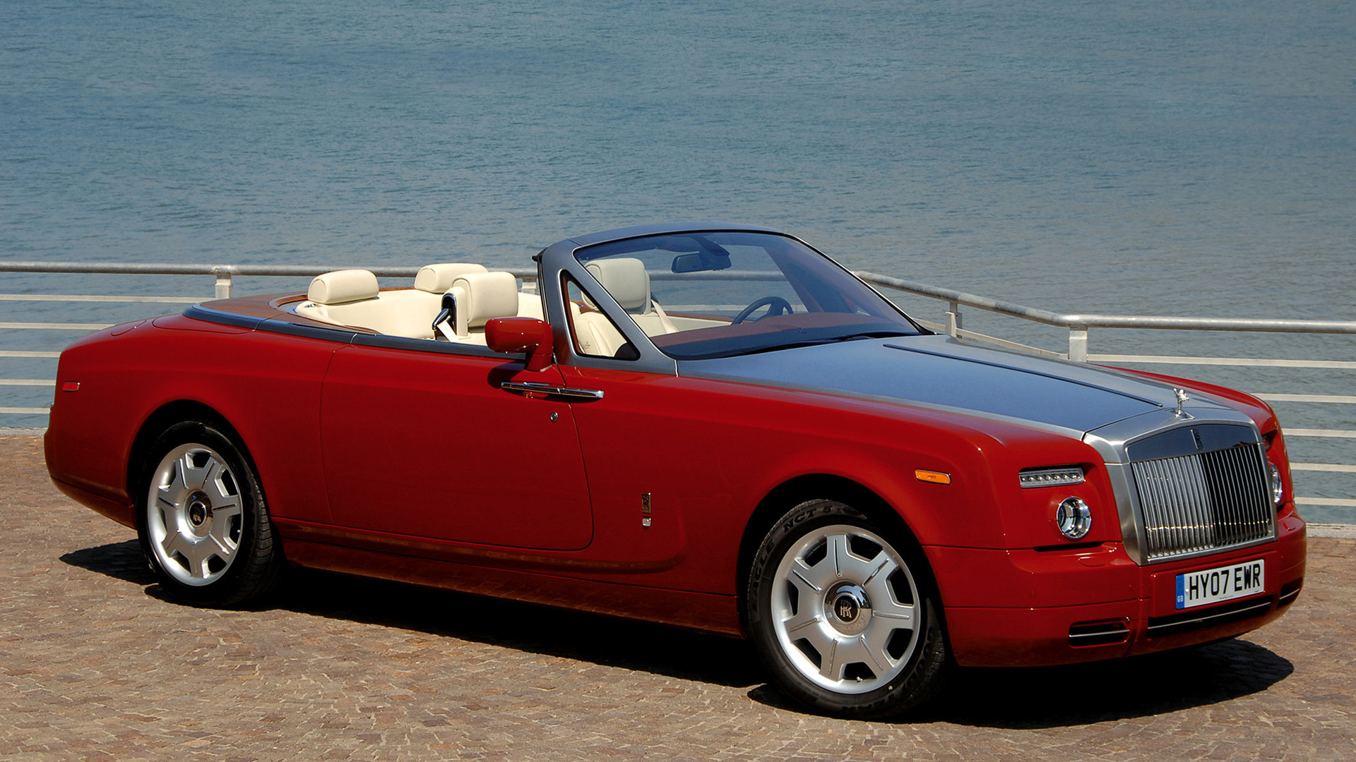 2008 Rolls Royce Phantom Drophead Coupe Wallpapers And