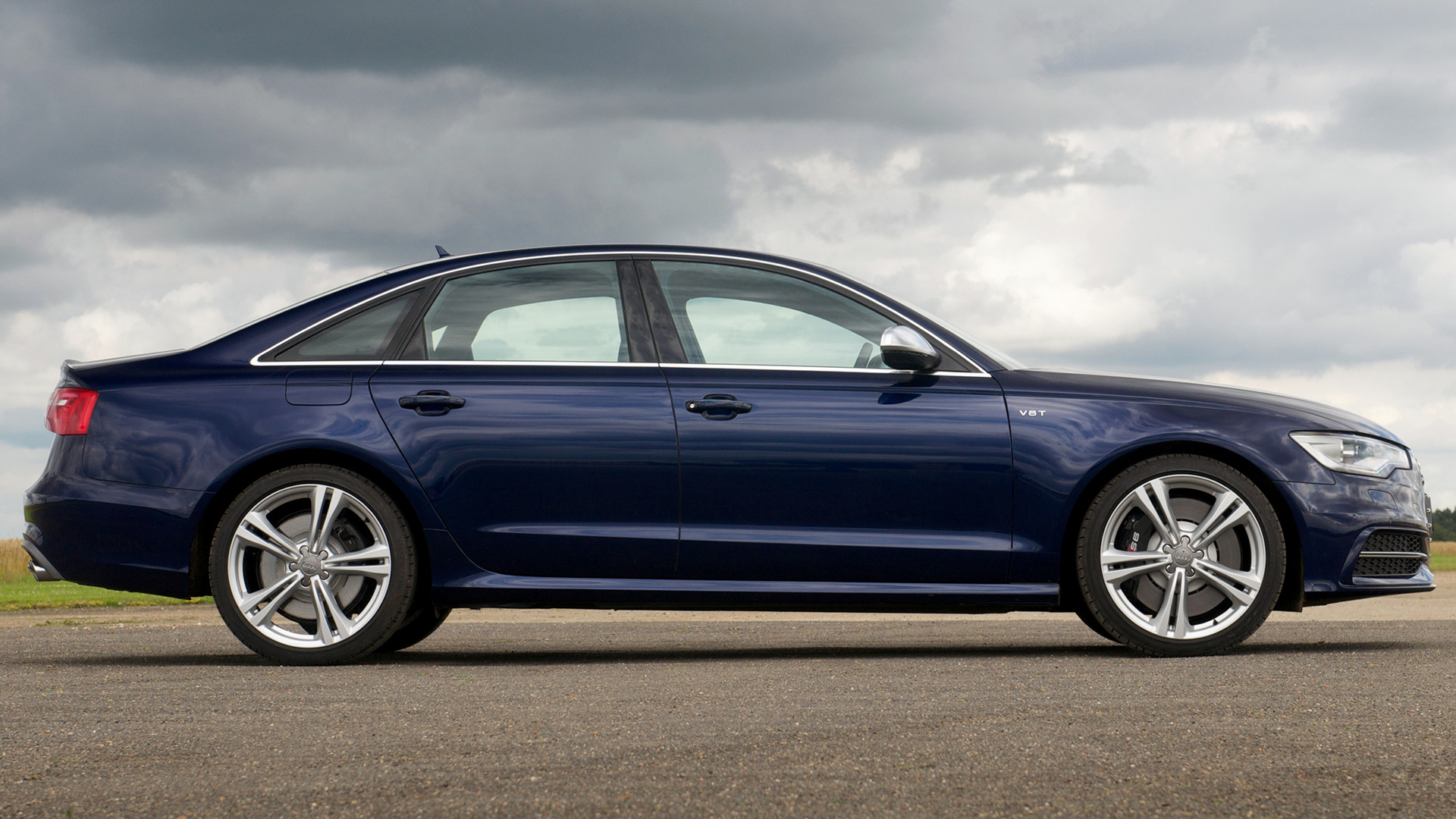 2012 Audi S6 Saloon (UK) - Wallpapers And HD Images