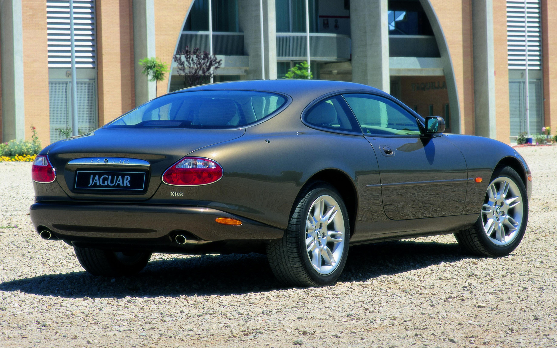 Jaguar Xk8 Coupe 1996 Wallpapers And Hd Images Car Pixel