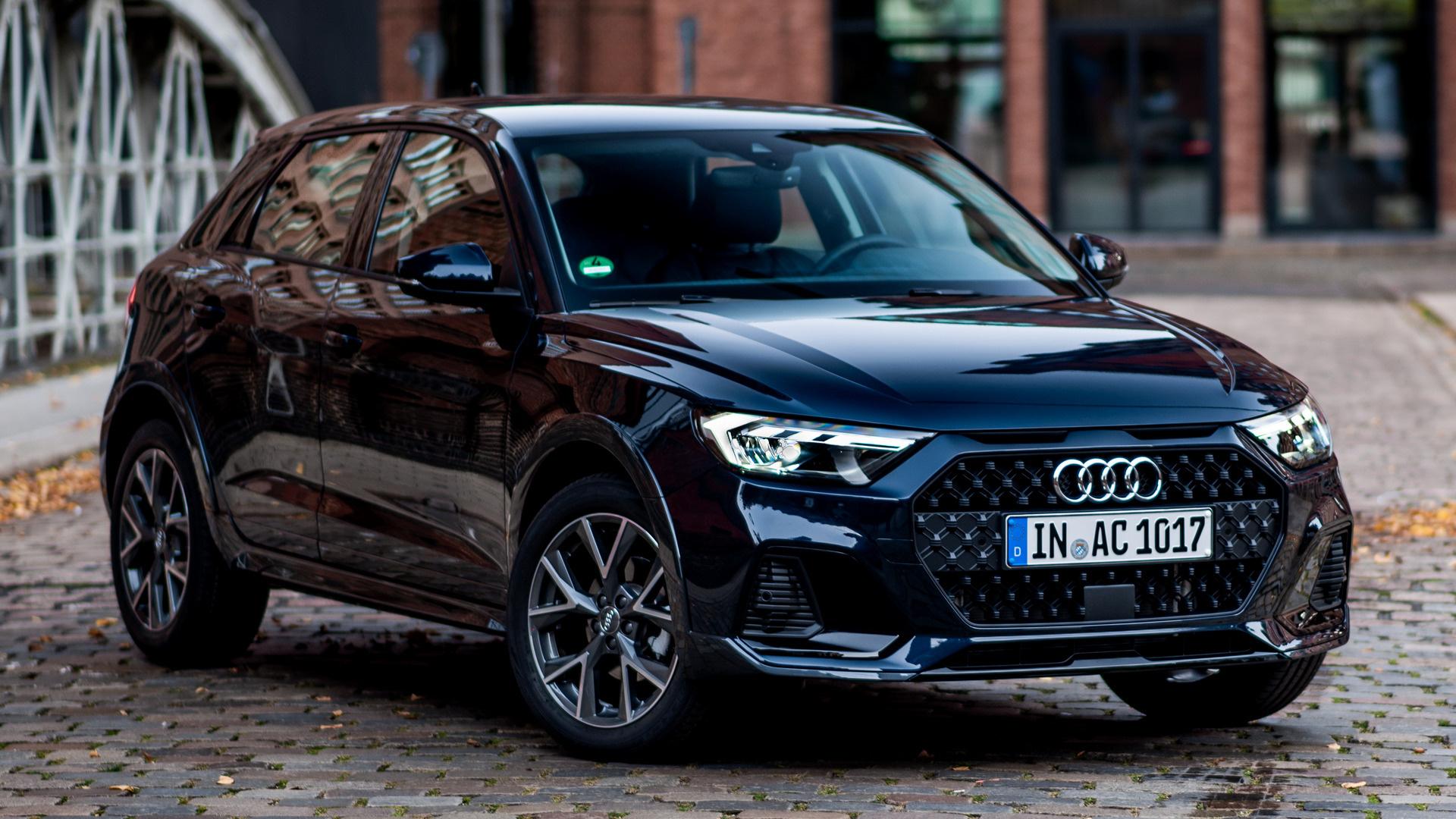 2019 Audi A1 Citycarver