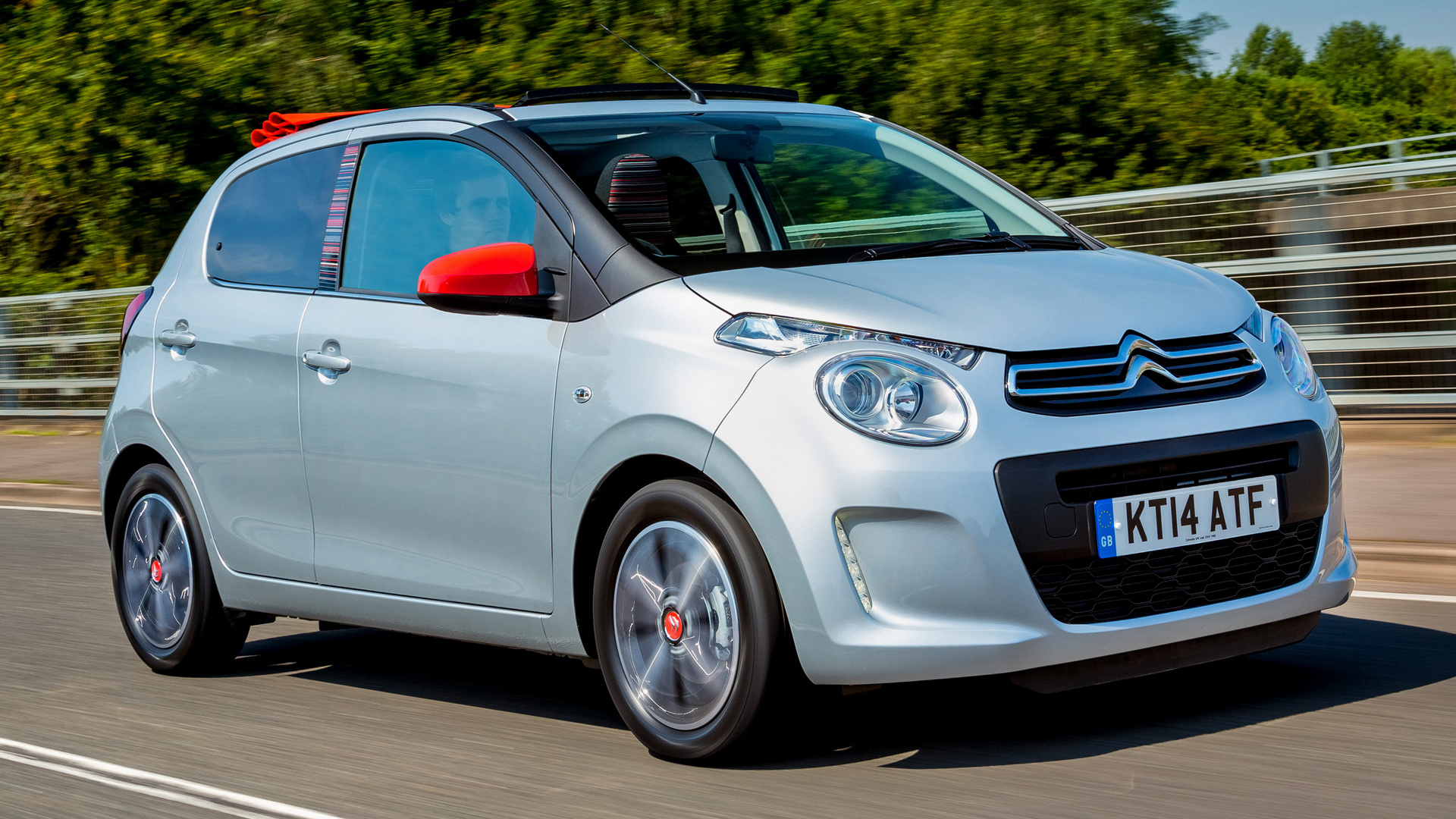 Citroen C1 Airscape 5-door (2014) UK Wallpapers and HD ...