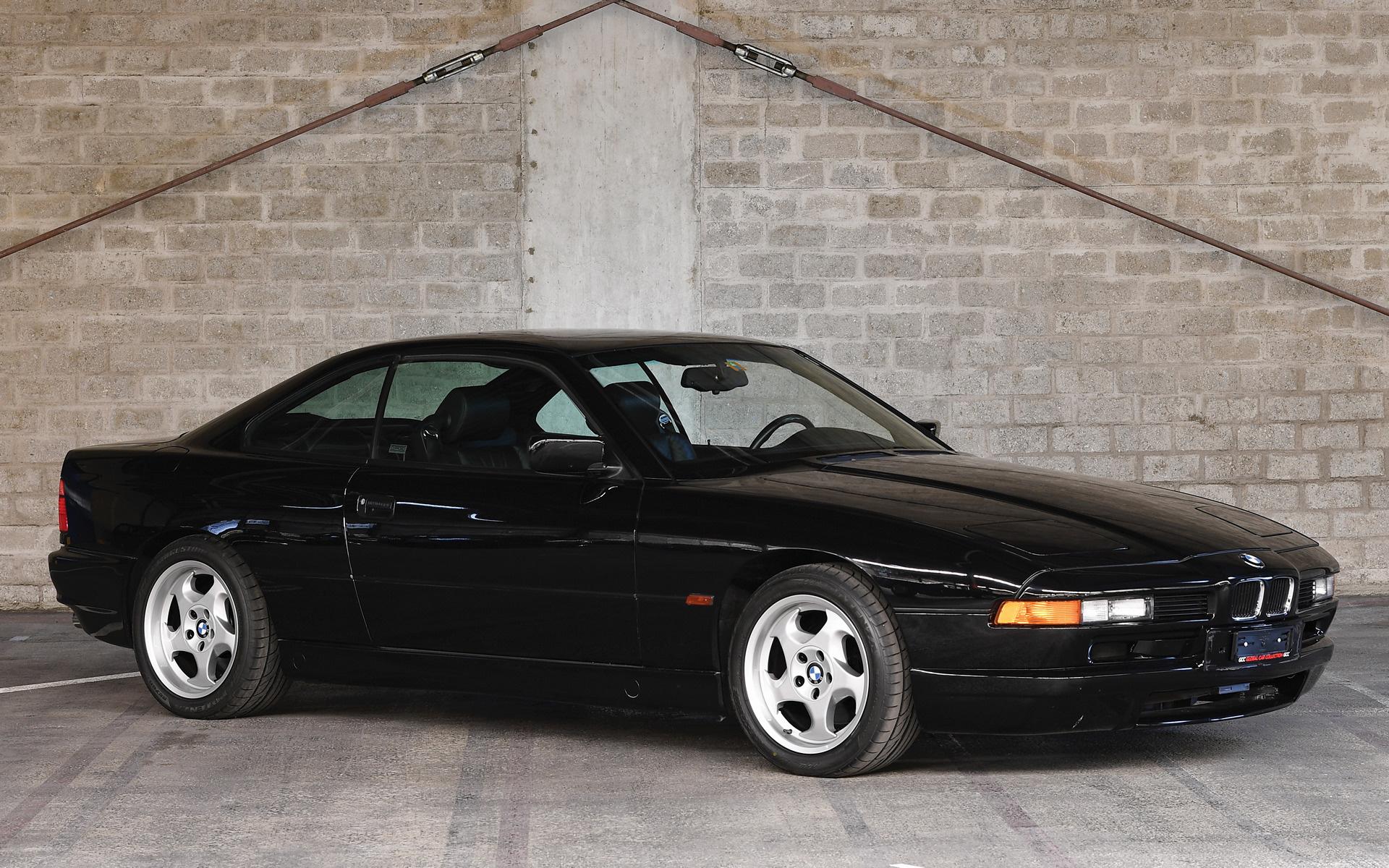 1993 Bmw 850 Csi Coupe Us Hintergrundbilder Und Wallpaper In Hd Car Pixel