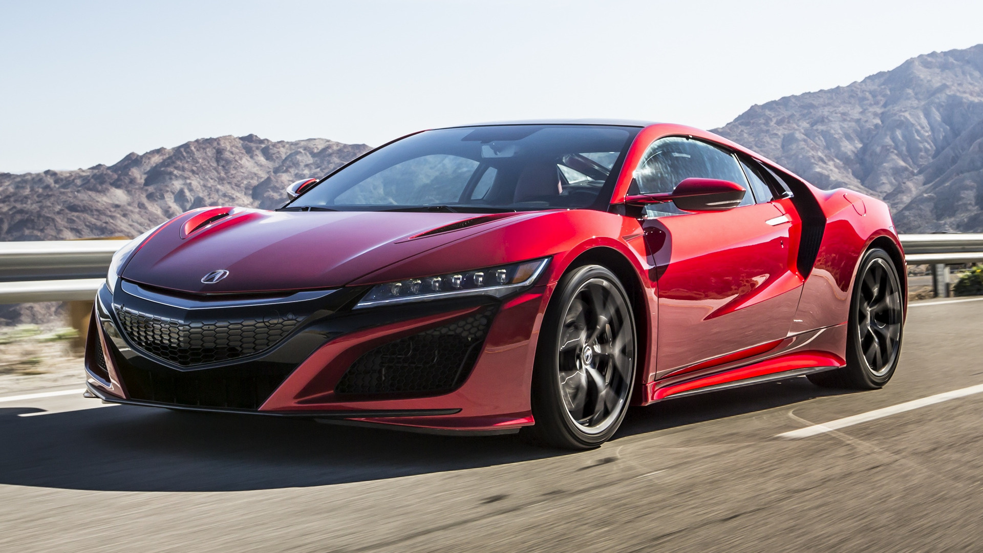 Acura Nsx Wallpaper Hd