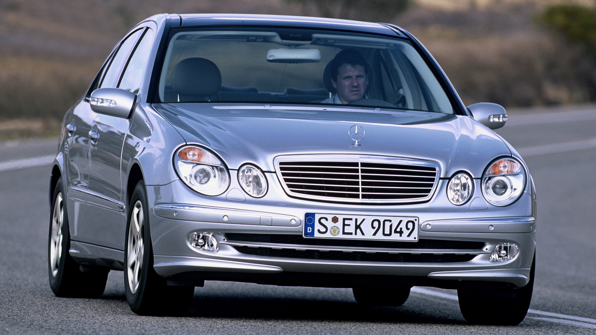 2002 Mercedes-Benz E-Class Avantgarde - Wallpapers and HD ...