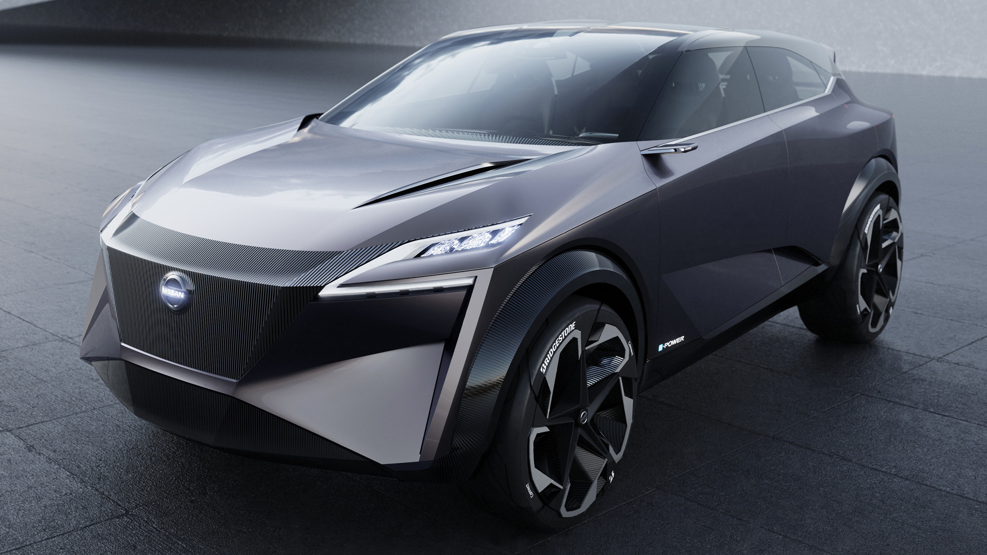 2019 Nissan IMQ Concept - Wallpapers and HD Images | Car Pixel