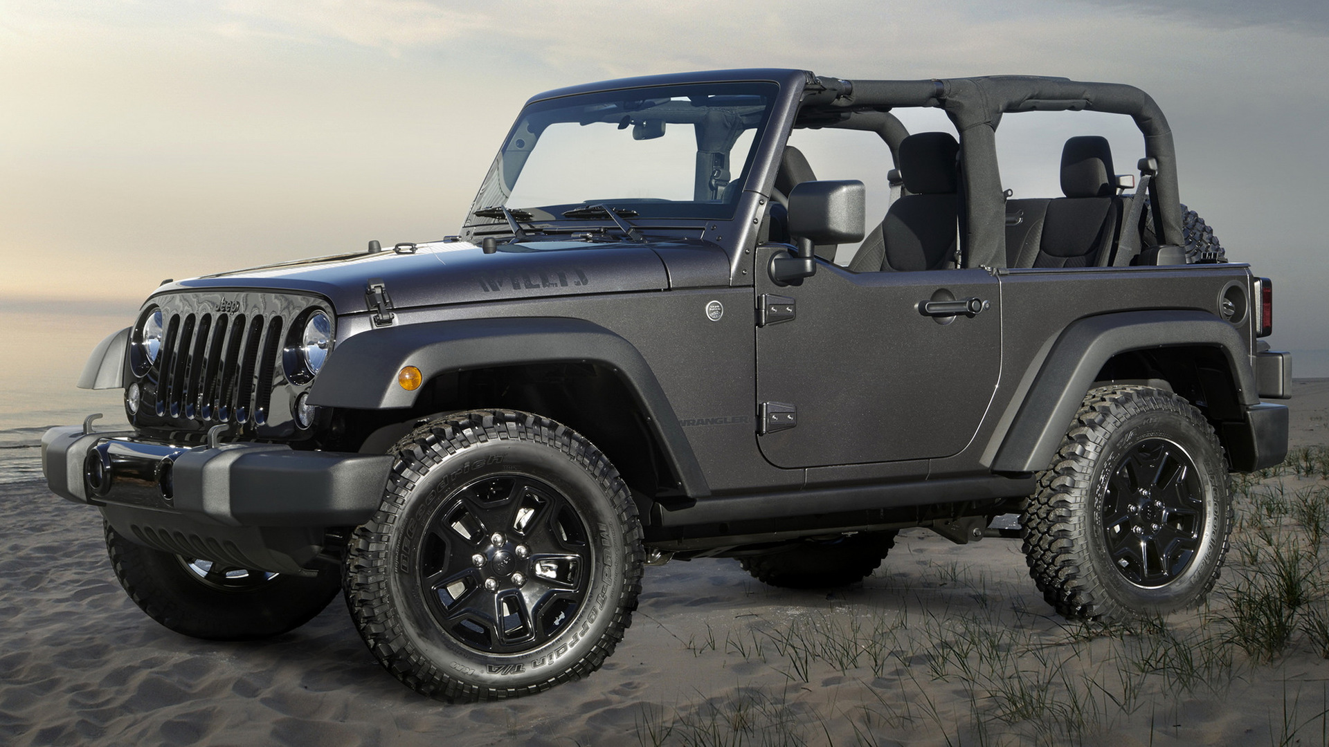 Willys Jeep Wrangler