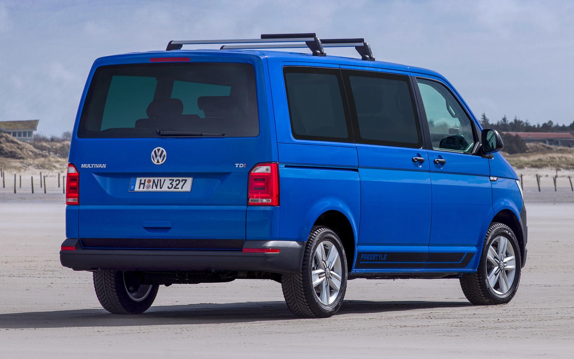 2016 Volkswagen Multivan Freestyle Wallpapers And Hd