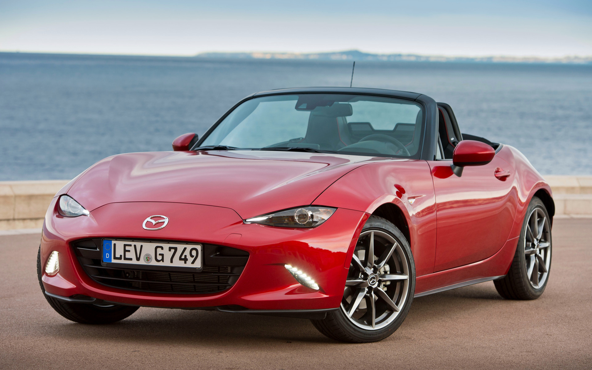 Mazda MX-5 (2015) Wallpapers and HD Images - Car Pixel