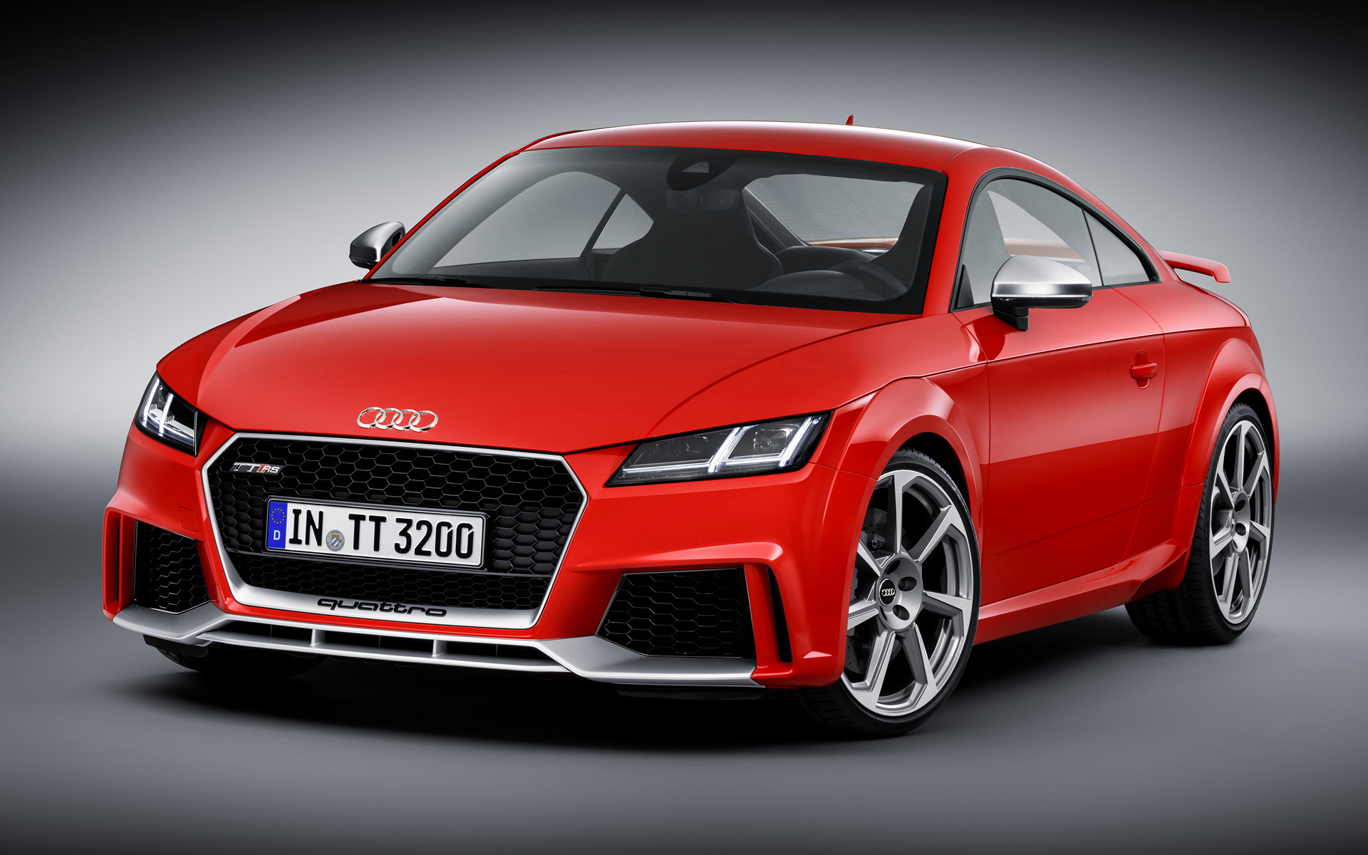 2016 audi tt rs coupe wallpapers and hd images car pixel. Black Bedroom Furniture Sets. Home Design Ideas