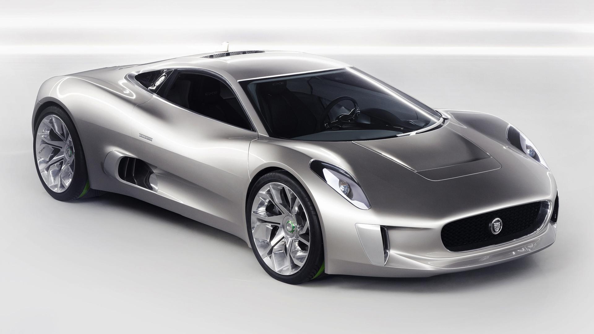 2010 Jaguar C X75 Concept Fondos De Pantalla E Imágenes En