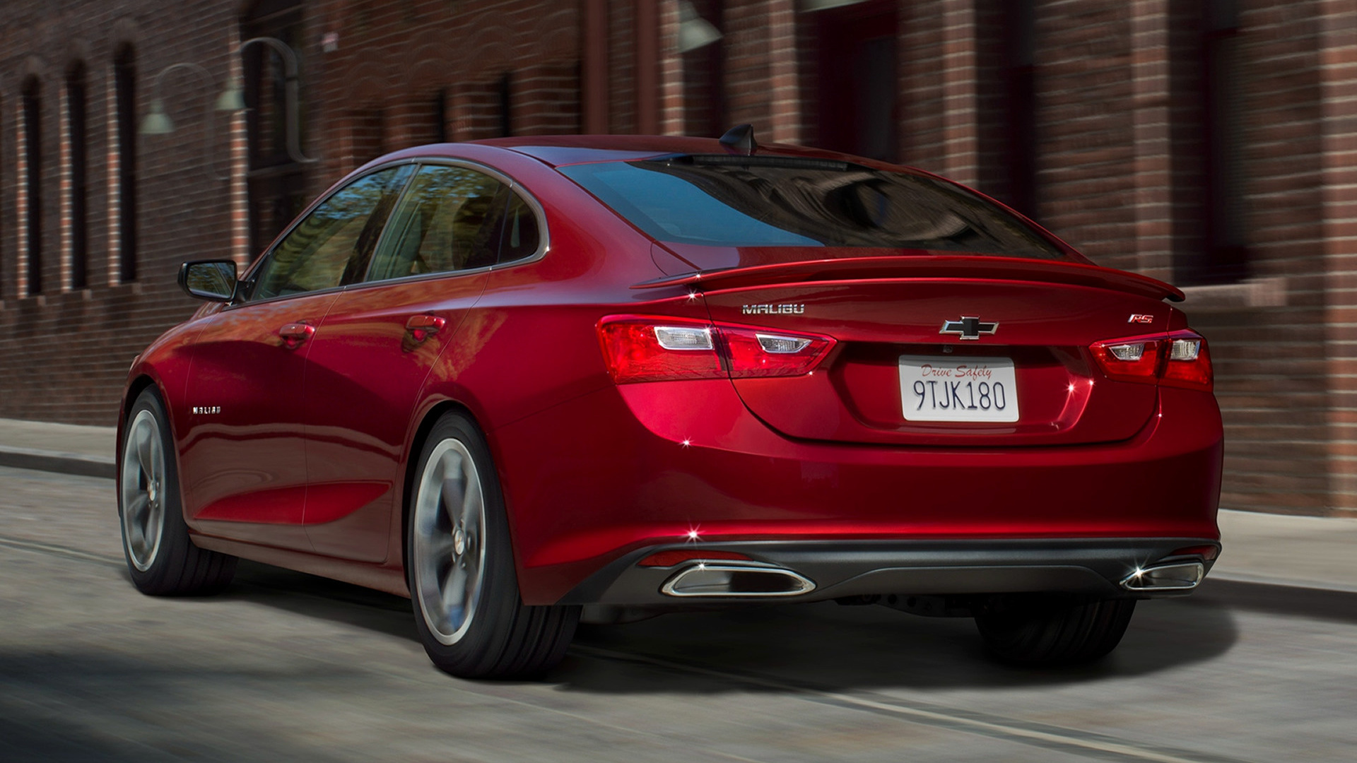 2019 Chevrolet Malibu Rs Wallpapers And Hd Images Car