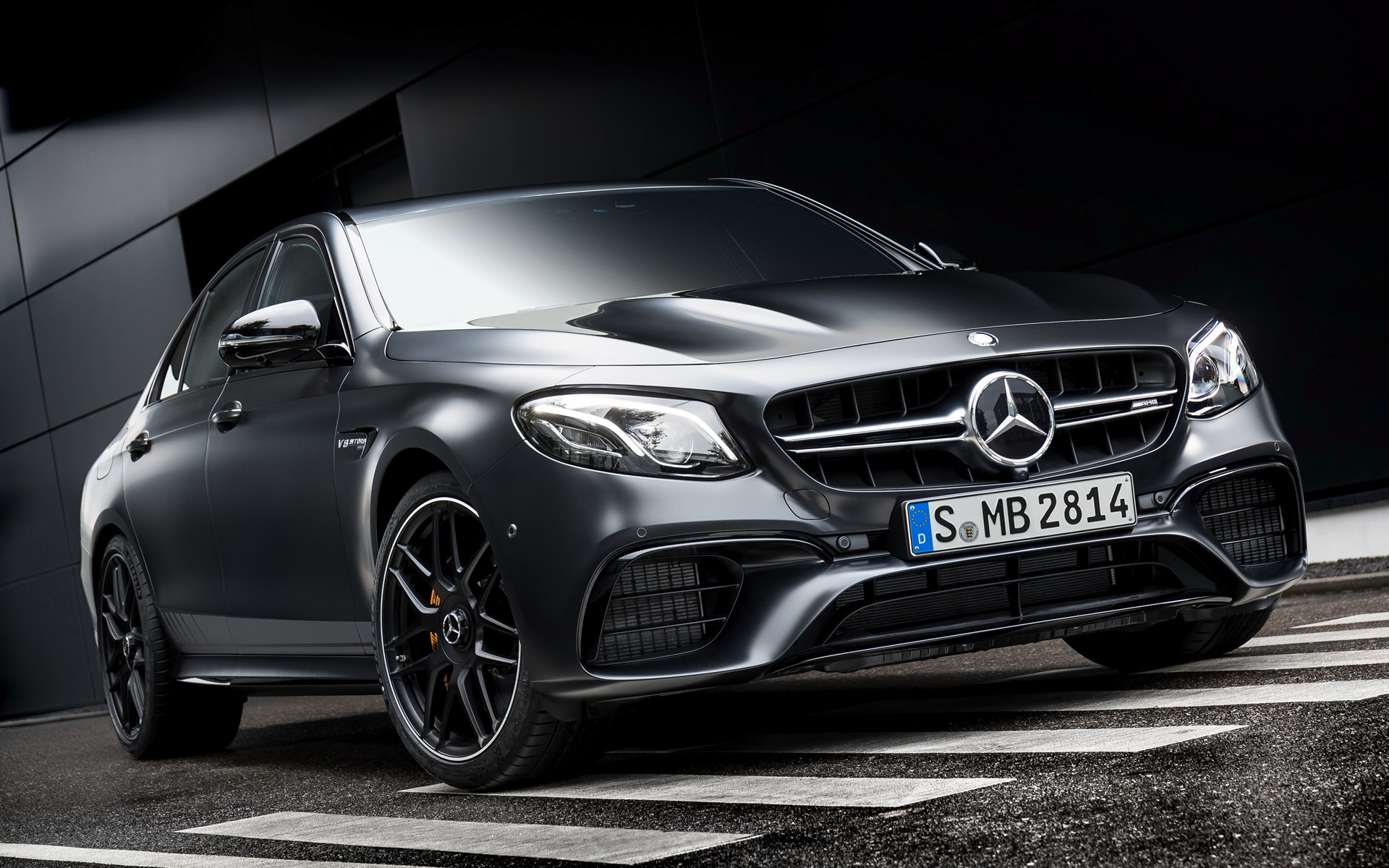 2017 Mercedes-AMG E 63 S Edition 1 - Wallpapers and HD ...