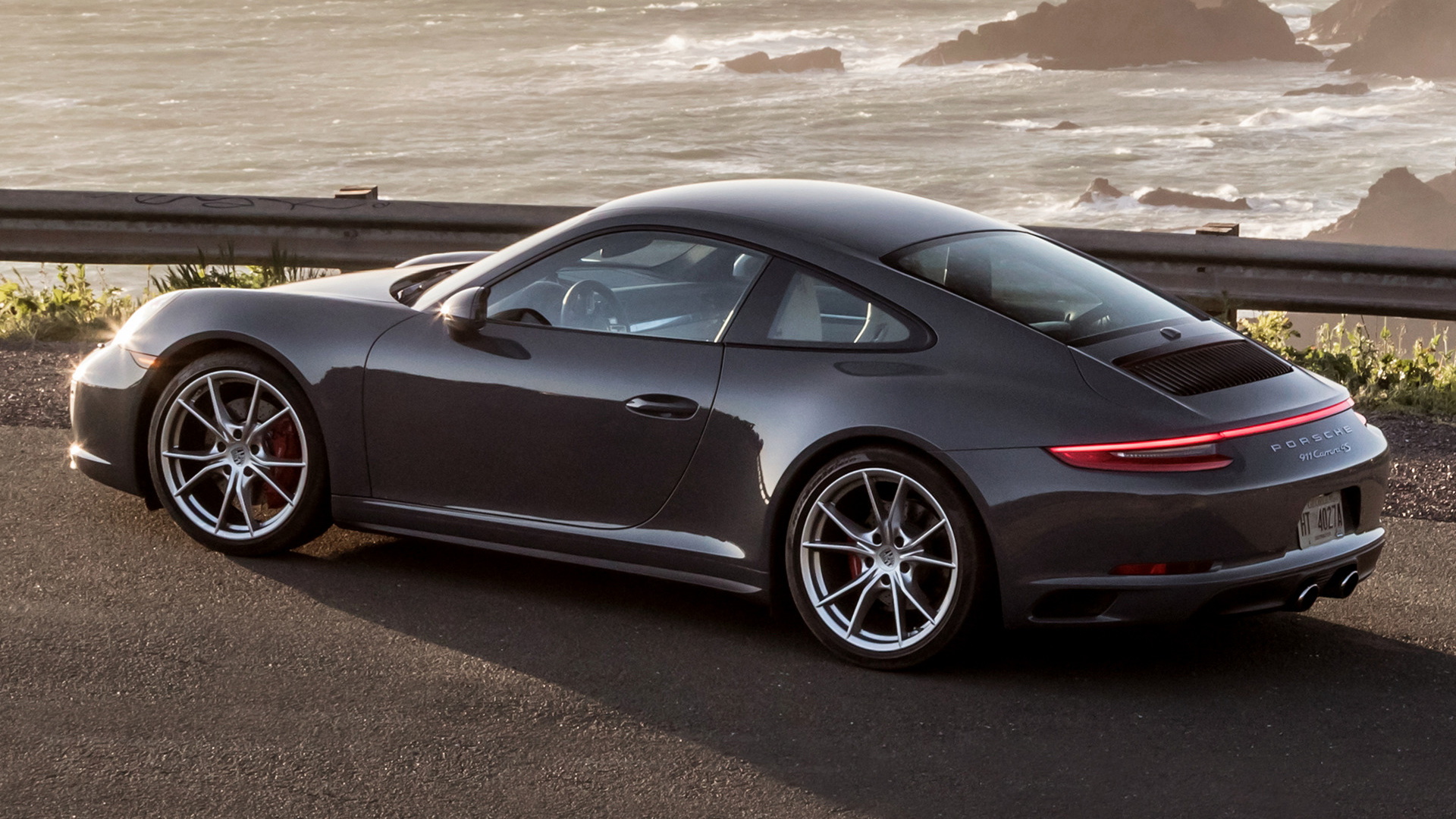 2017 Porsche 911 Carrera S Us Wallpapers And Hd Images