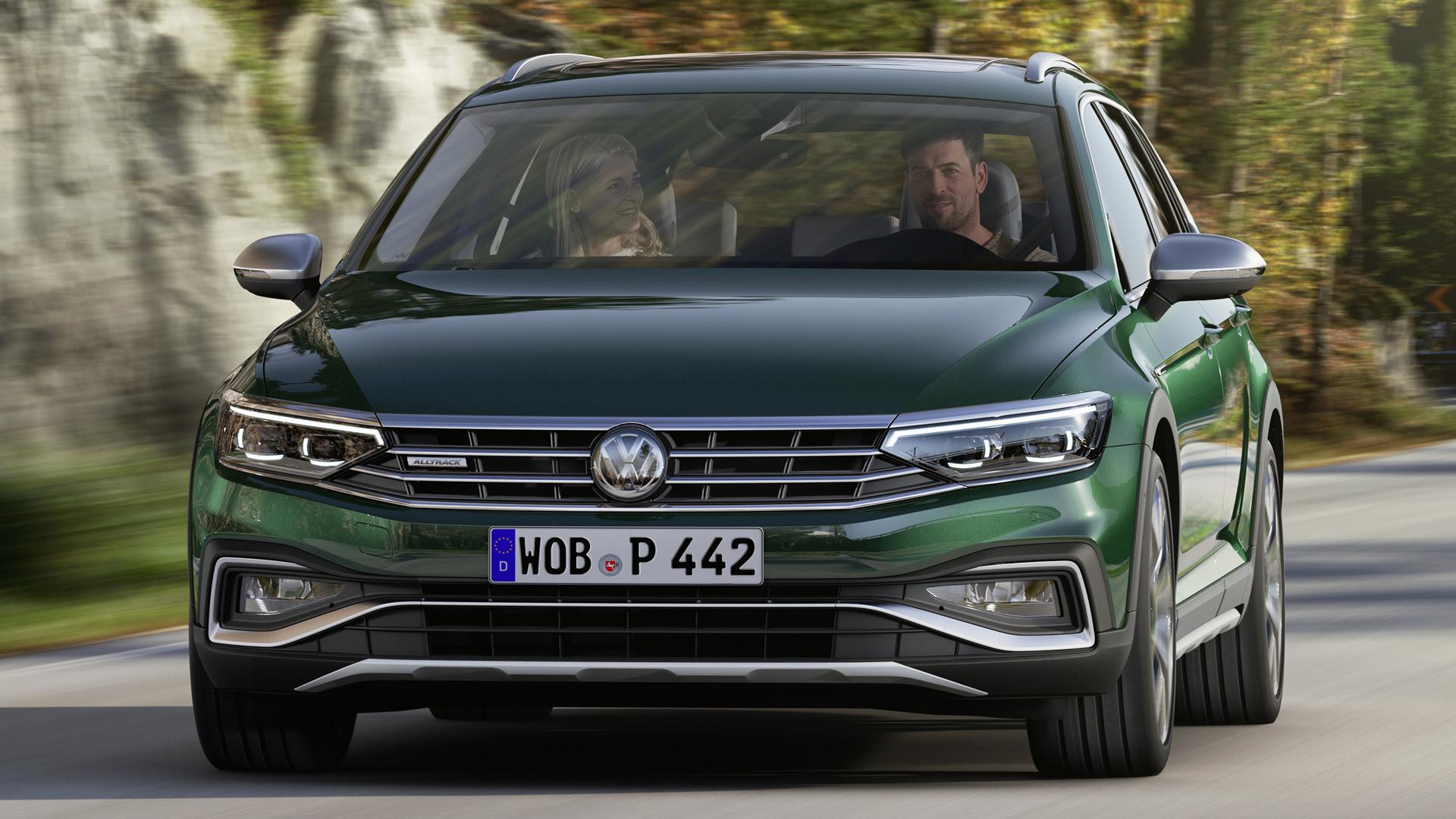 2019 Volkswagen Passat Alltrack - Wallpapers and HD Images ...