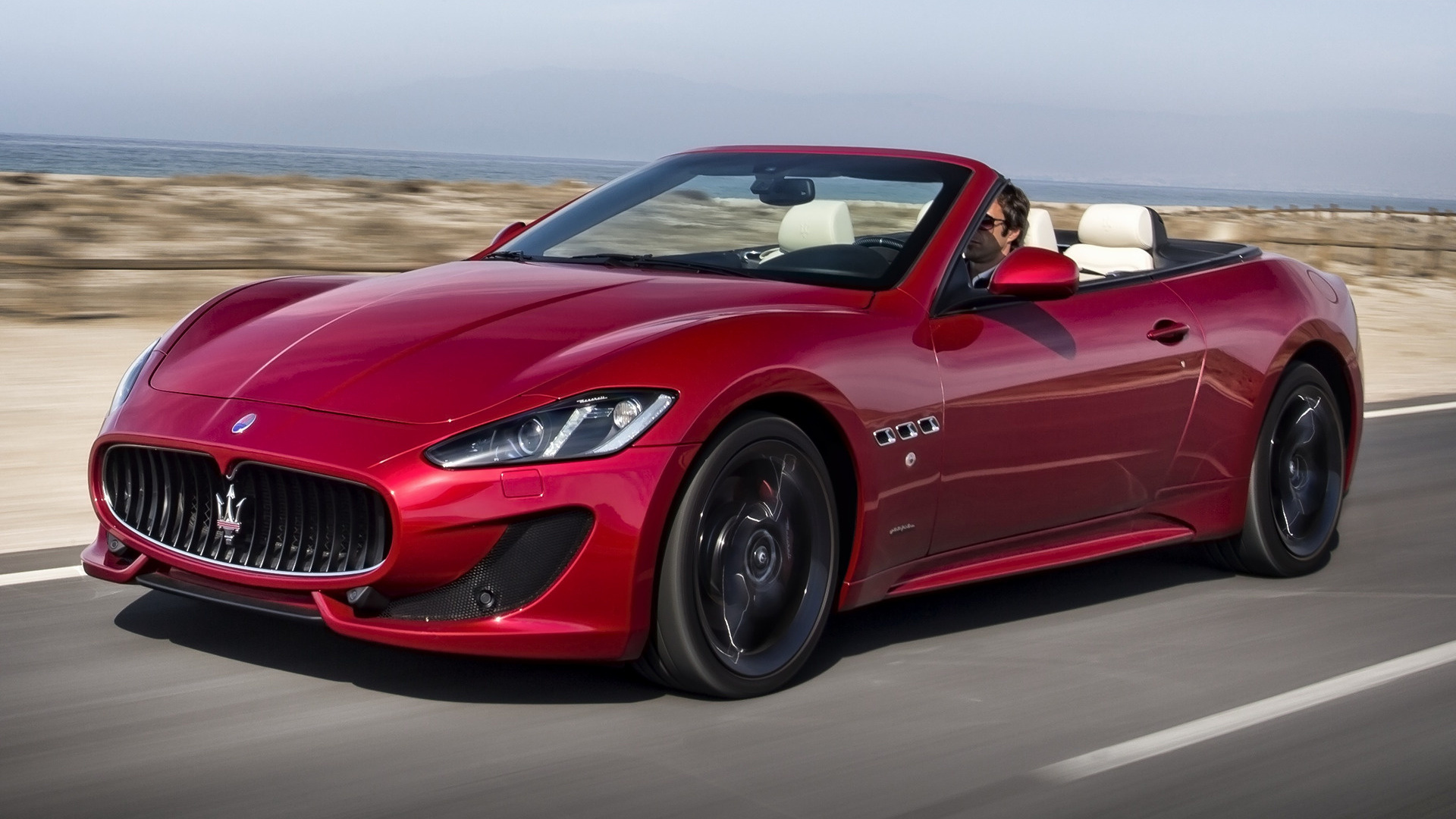 Maserati GranCabrio Sport (2012) Wallpapers and HD Images - Car Pixel
