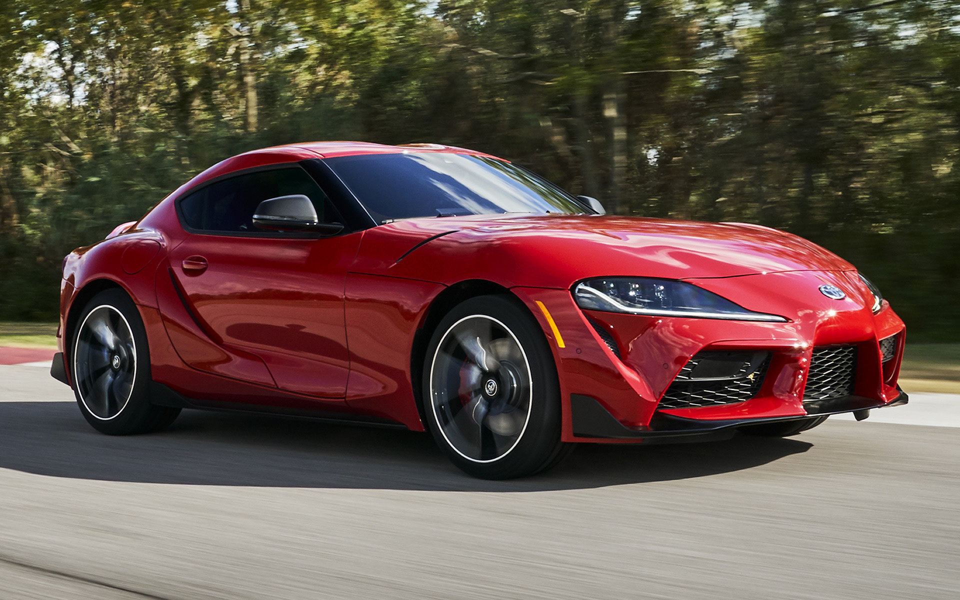 2020 Toyota GR Supra (US) - Wallpapers and HD Images | Car Pixel