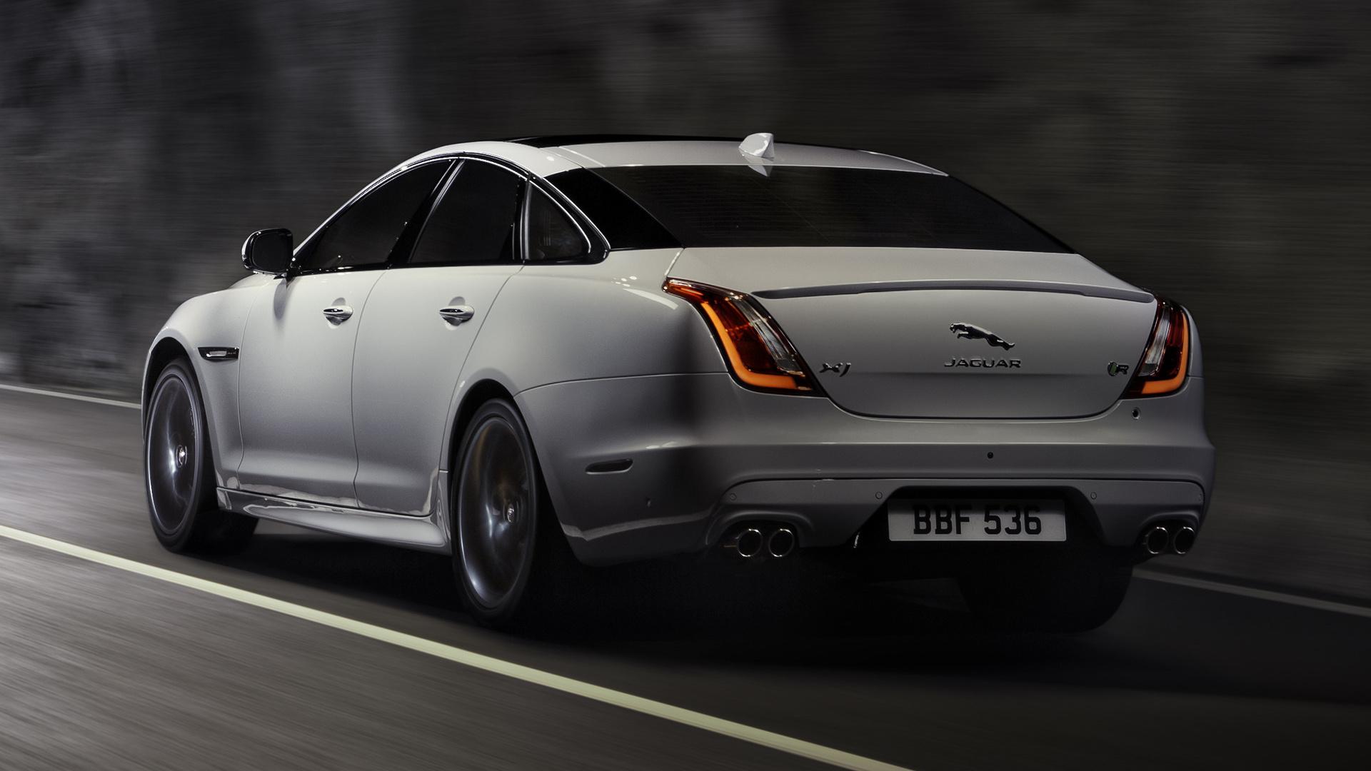 2015 Jaguar XJR (UK) - Wallpapers and HD Images | Car Pixel