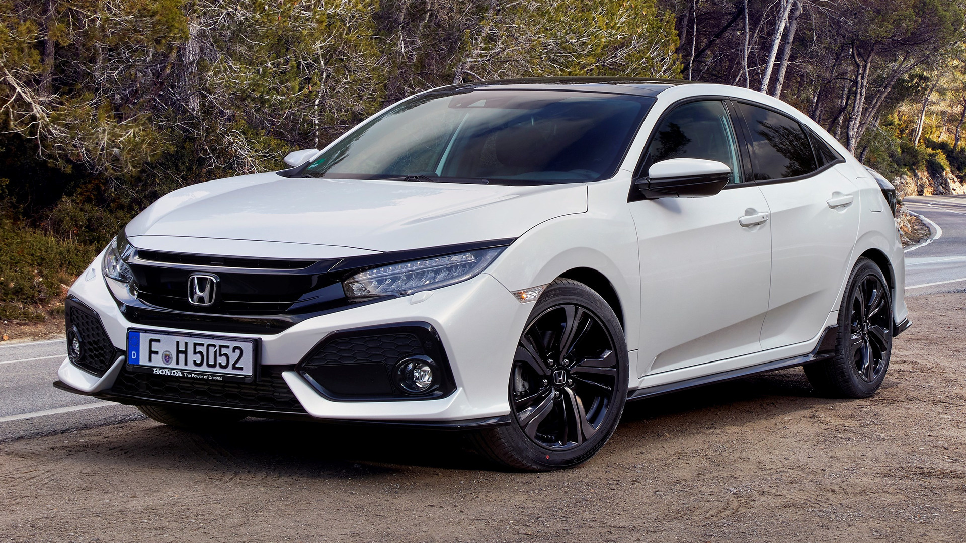 honda civic sport wallpapers  hd images car pixel
