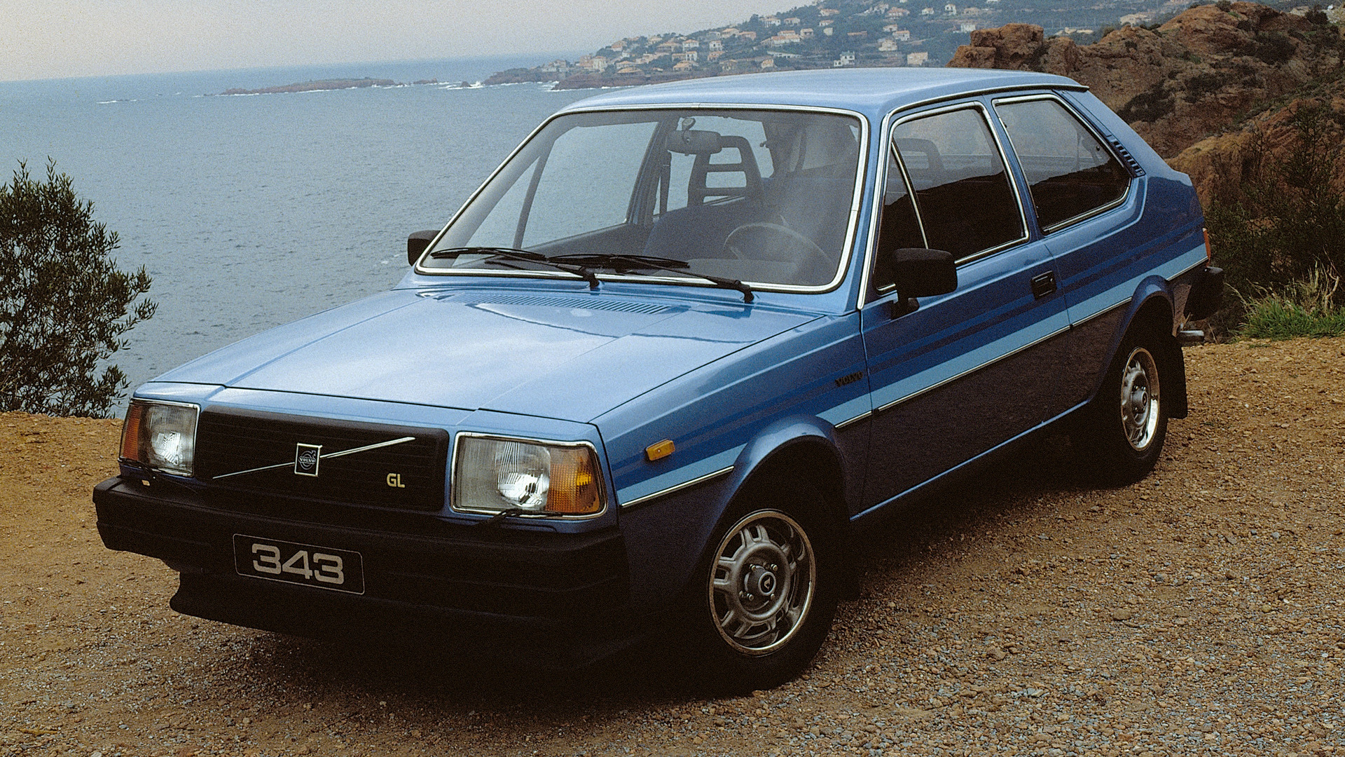1981 Volvo 343 GL - Wallpapers and HD Images | Car Pixel