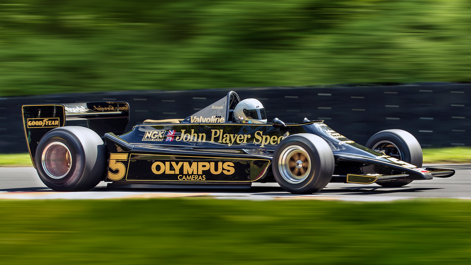 Lotus 79 (1978) Wallpapers and HD Images - Car Pixel