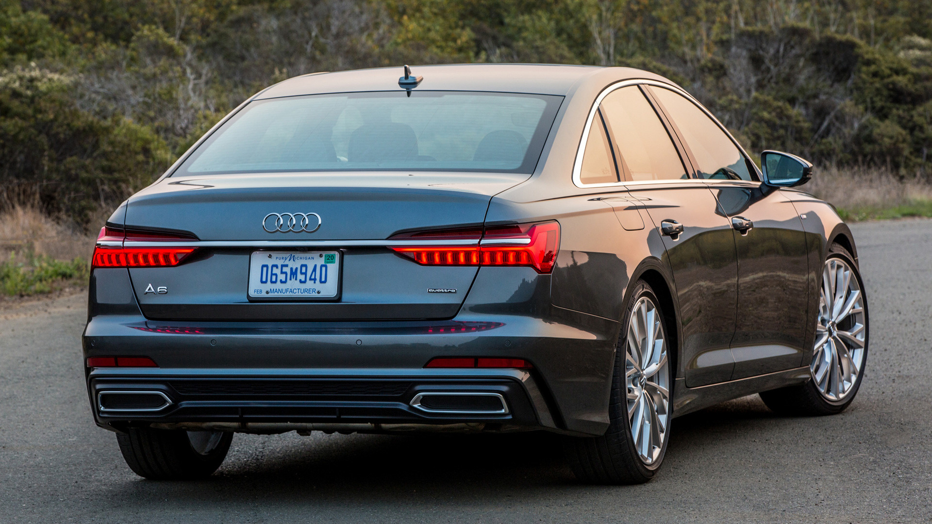 2019 Audi A6 Sedan S line (US) - Wallpapers and HD Images ...