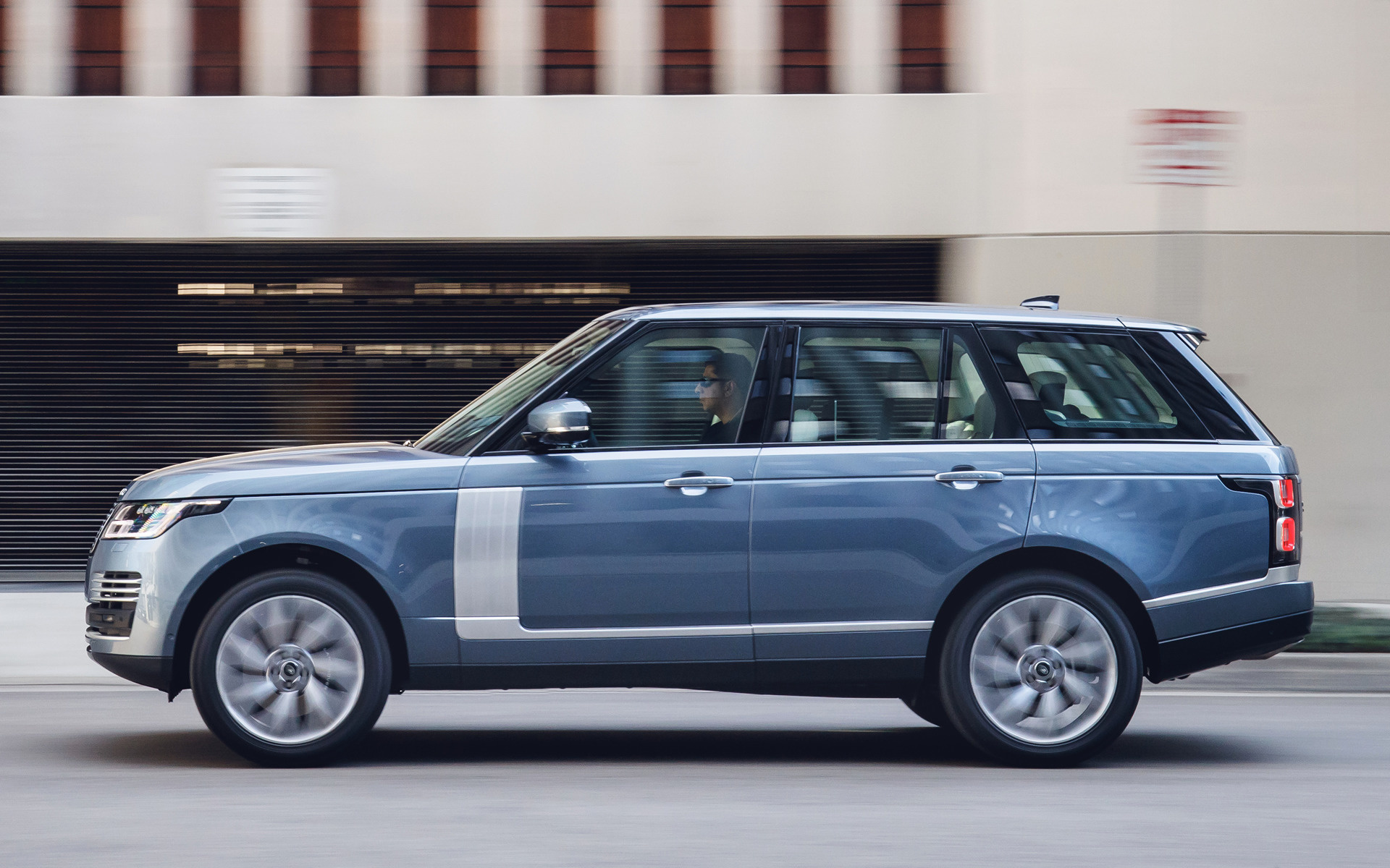 Range Rover Autobiography >> 2018 Range Rover Plug-in Hybrid Autobiography - Wallpapers and HD Images | Car Pixel