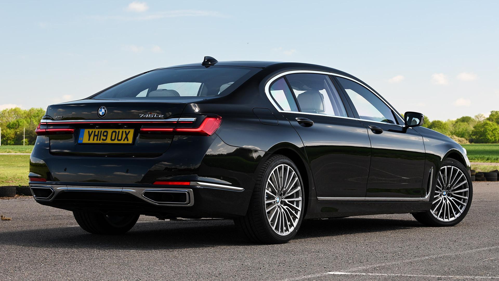 2019 BMW 7 Series Plug-In Hybrid LWB (UK) - Wallpapers ...