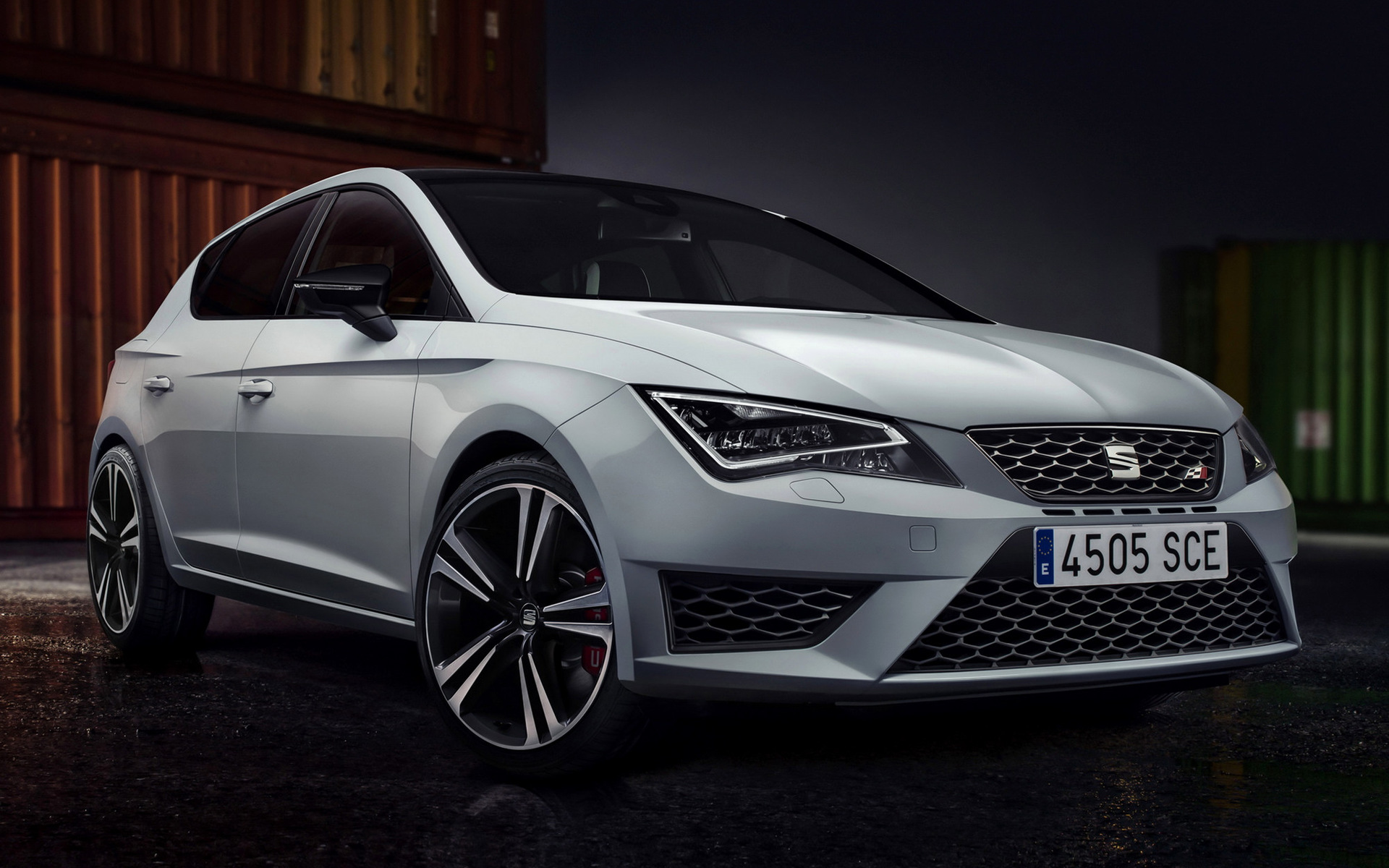2014 Seat Leon Cupra - Wallpapers and HD Images | Car Pixel
