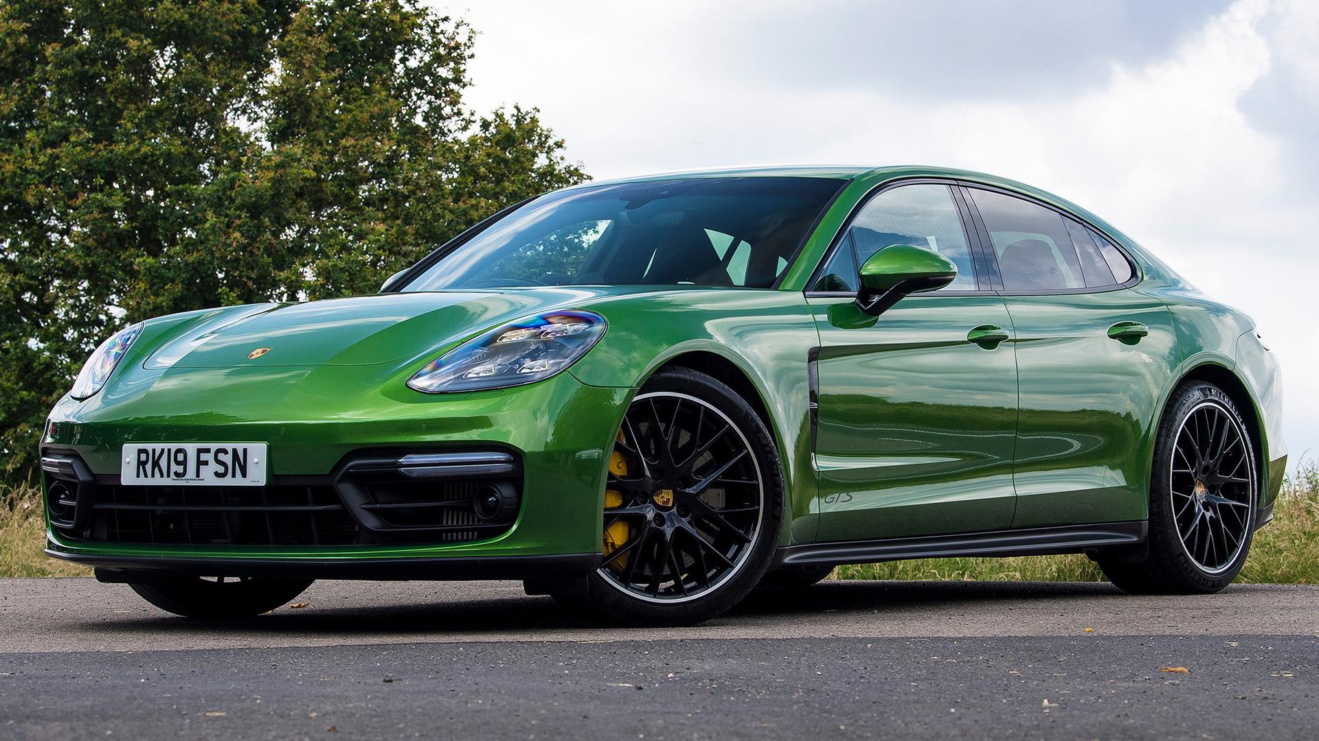 2019 Porsche Panamera Gts Uk Fondos De Pantalla E