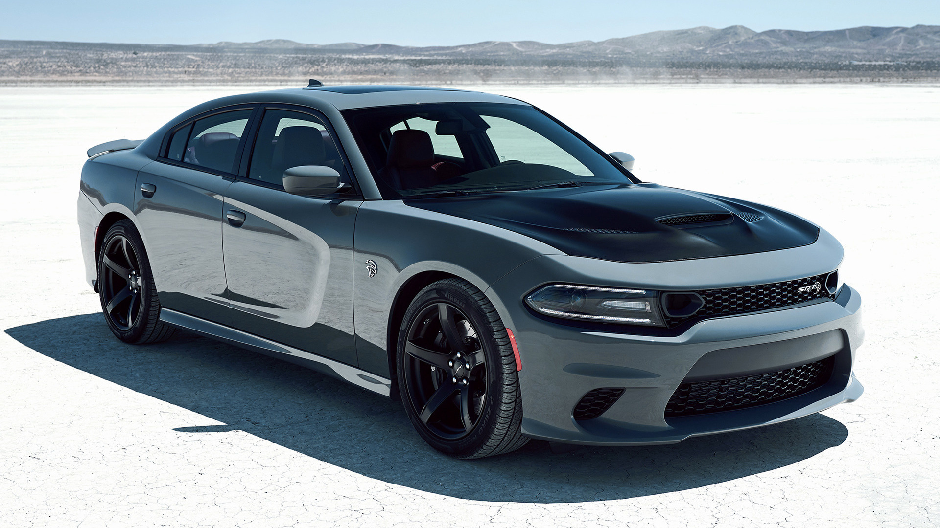2019 Dodge Charger SRT Hellcat - Wallpapers and HD Images | Car Pixel