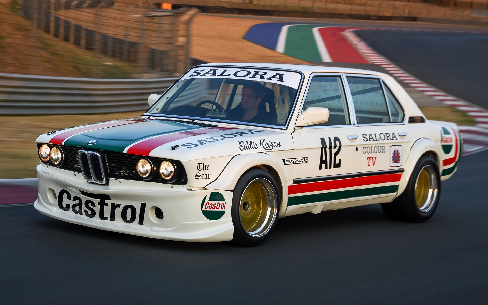 1976 Bmw 5 Series Mle Race Car Wallpapers And Hd Images Car Pixel
