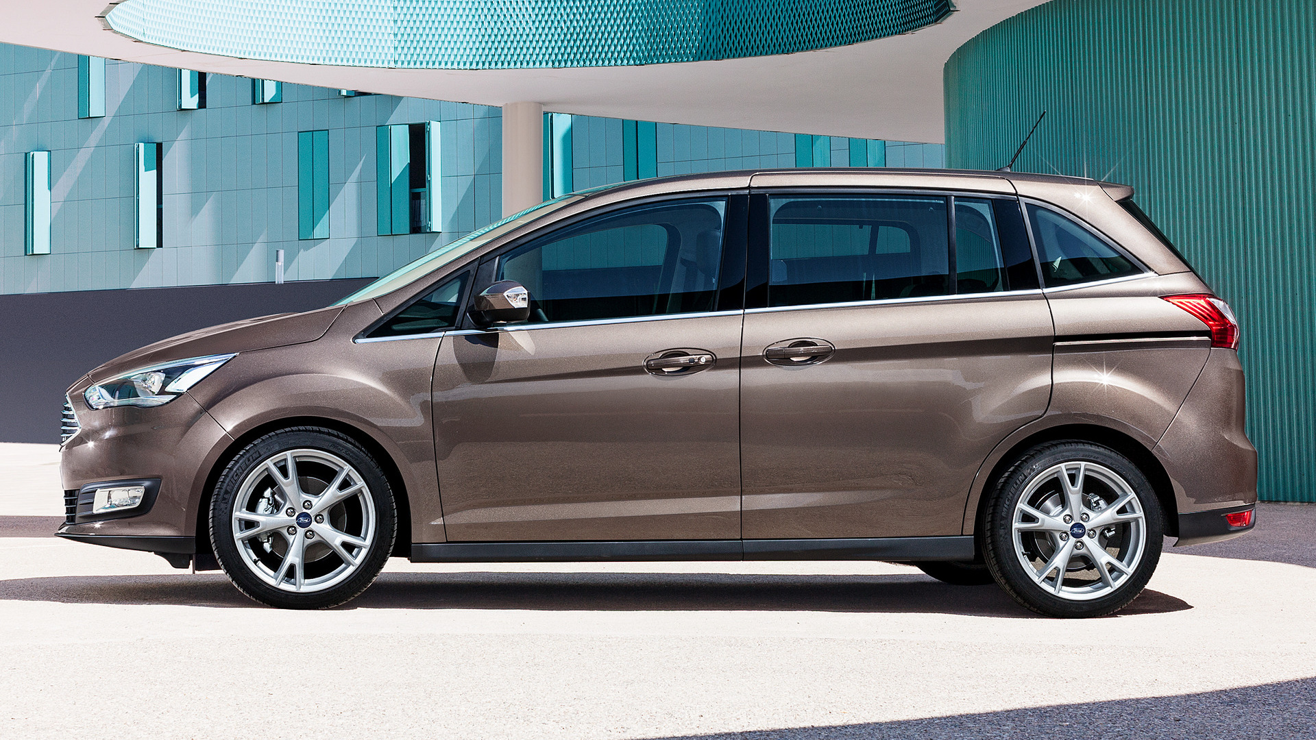 Ford C Max Grand 2017 >> Ford Grand C-MAX (2015) Wallpapers and HD Images - Car Pixel