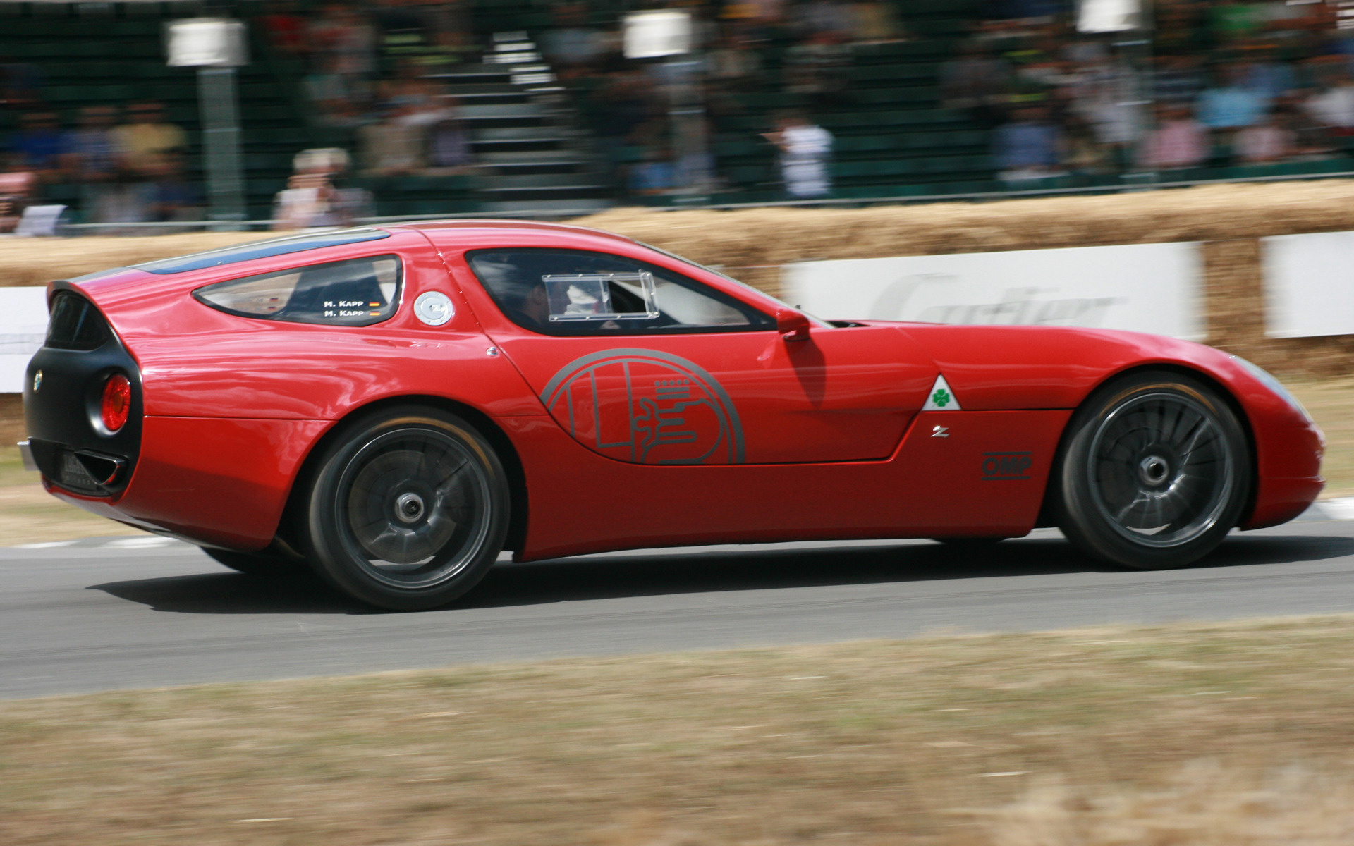 Alfa Romeo TZ Corsa Wallpapers And HD Images Car Pixel - Alfa romeo tz3 corsa